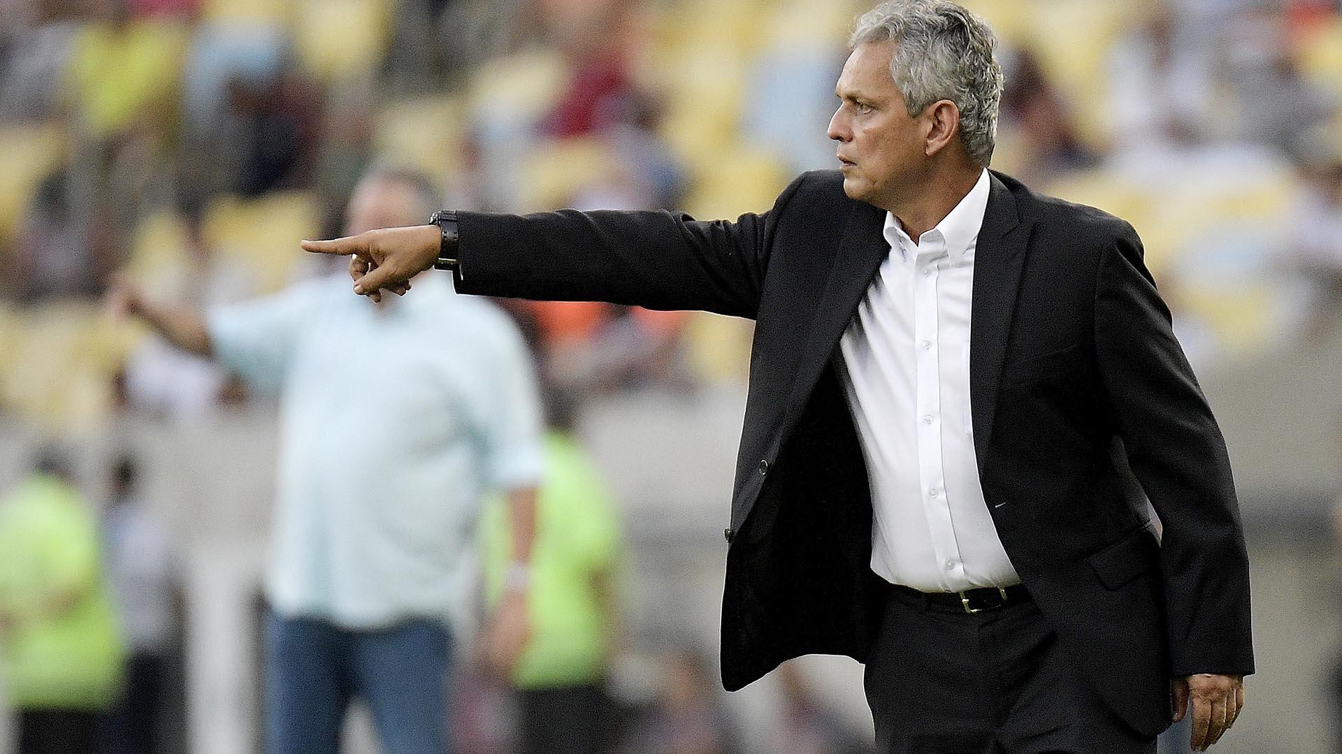 Rueda viene de jugar la final de la Copa Sudamericana con el Flamengo (Getty Images)