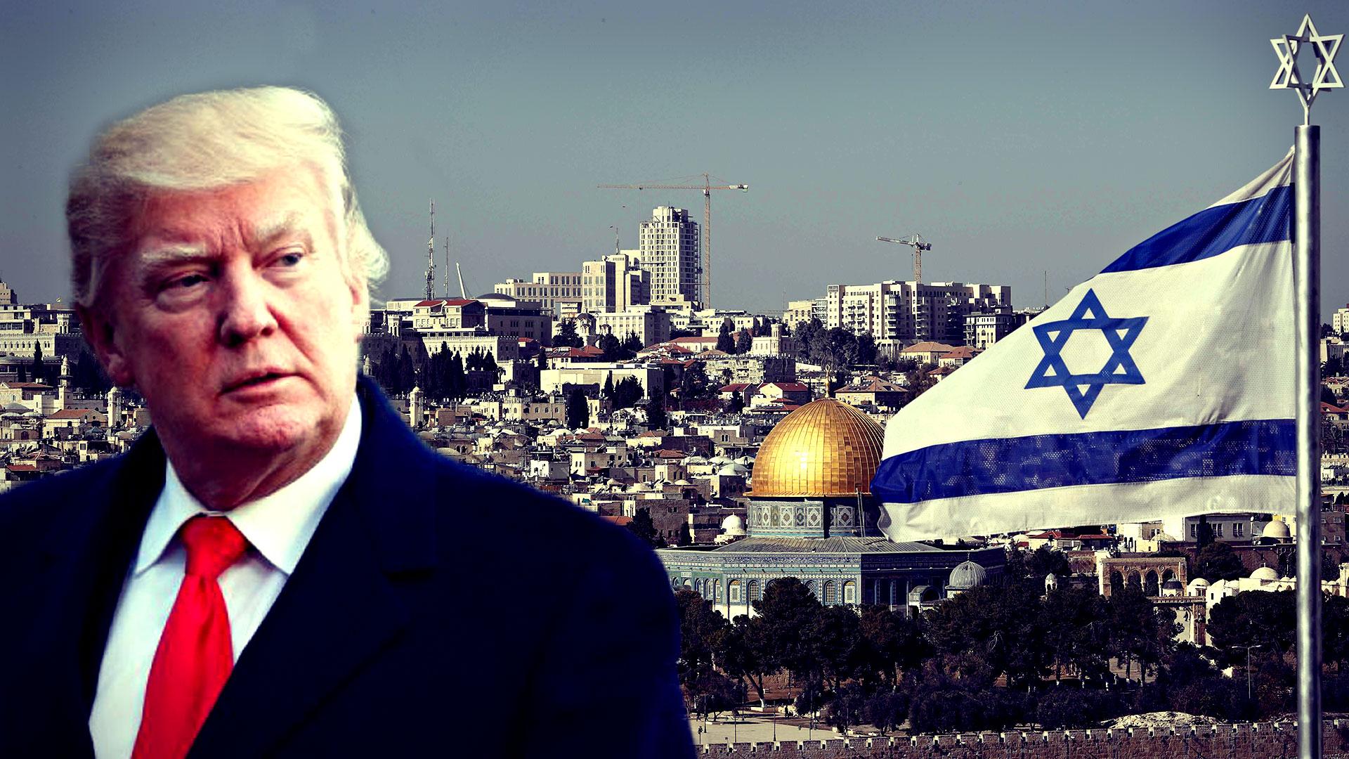 La decisión de Donald Trumop con respecto a Jerusalén trajo cierta unión a un mundo musulmán profundamente dividido