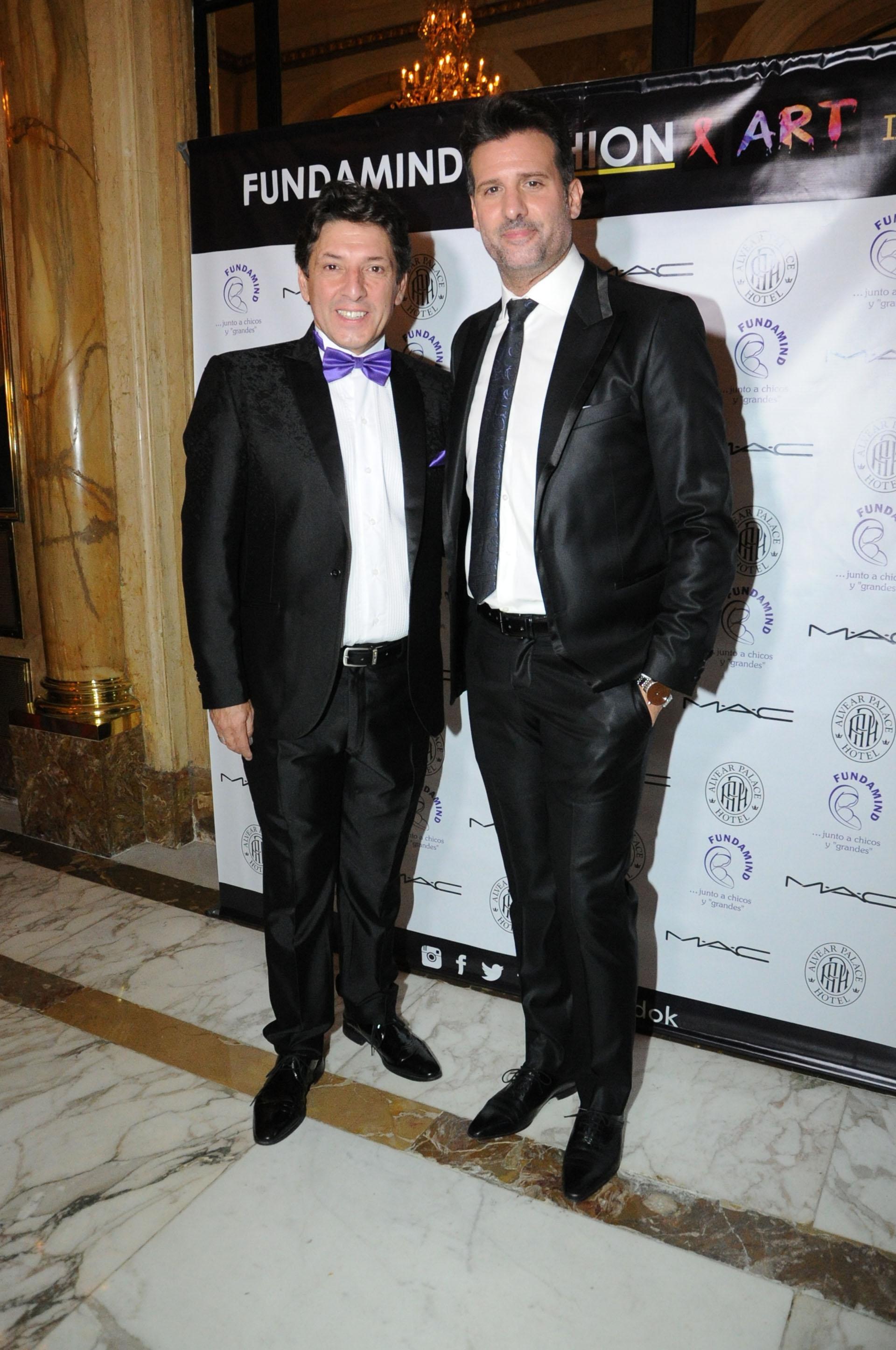 Sergio Gonal y José María Listorti