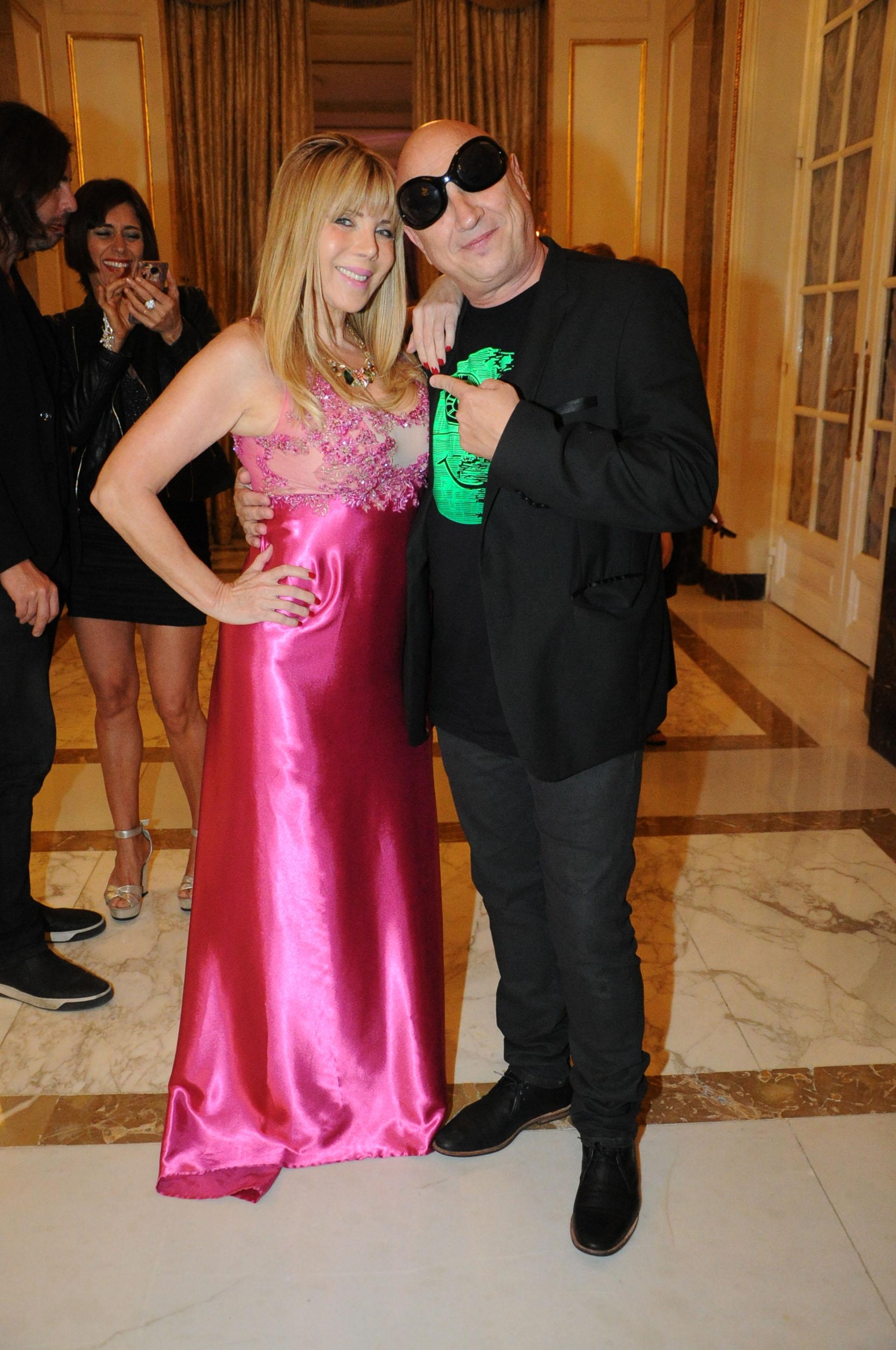 Adriana Brodsky y Guillermo Novellis