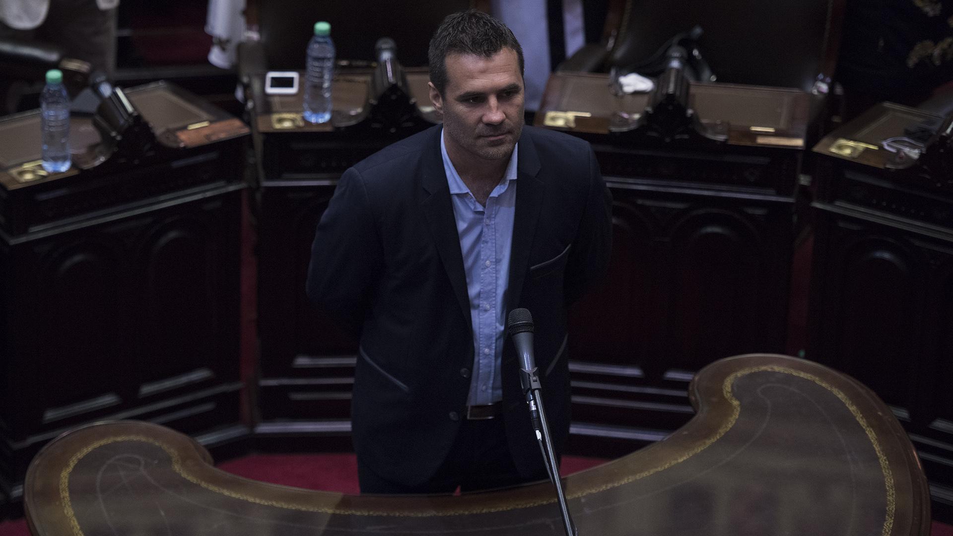 Darío Martínez, diputado por Neuquén