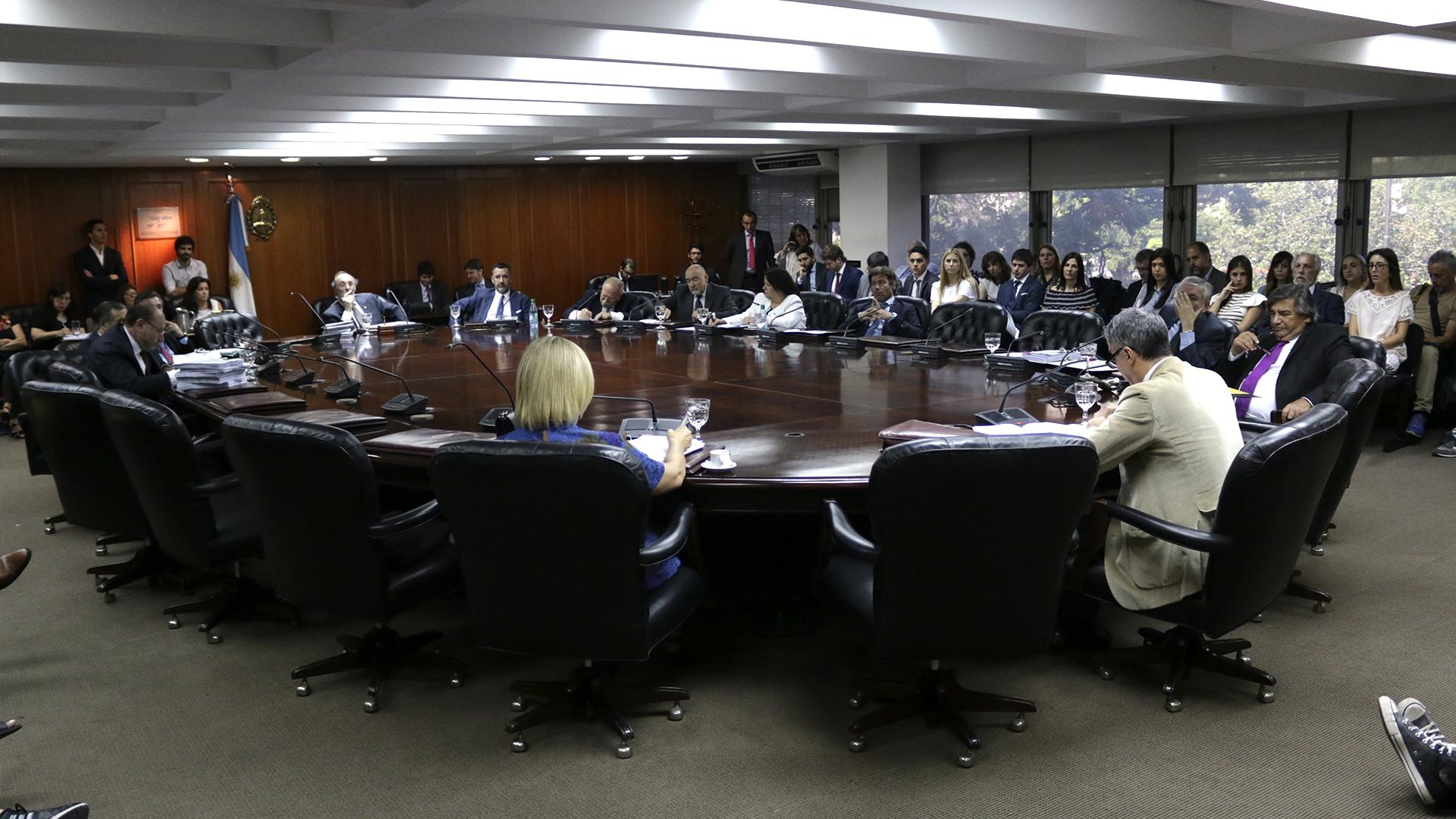 Rafecas ante el Consejo de la Magistratura