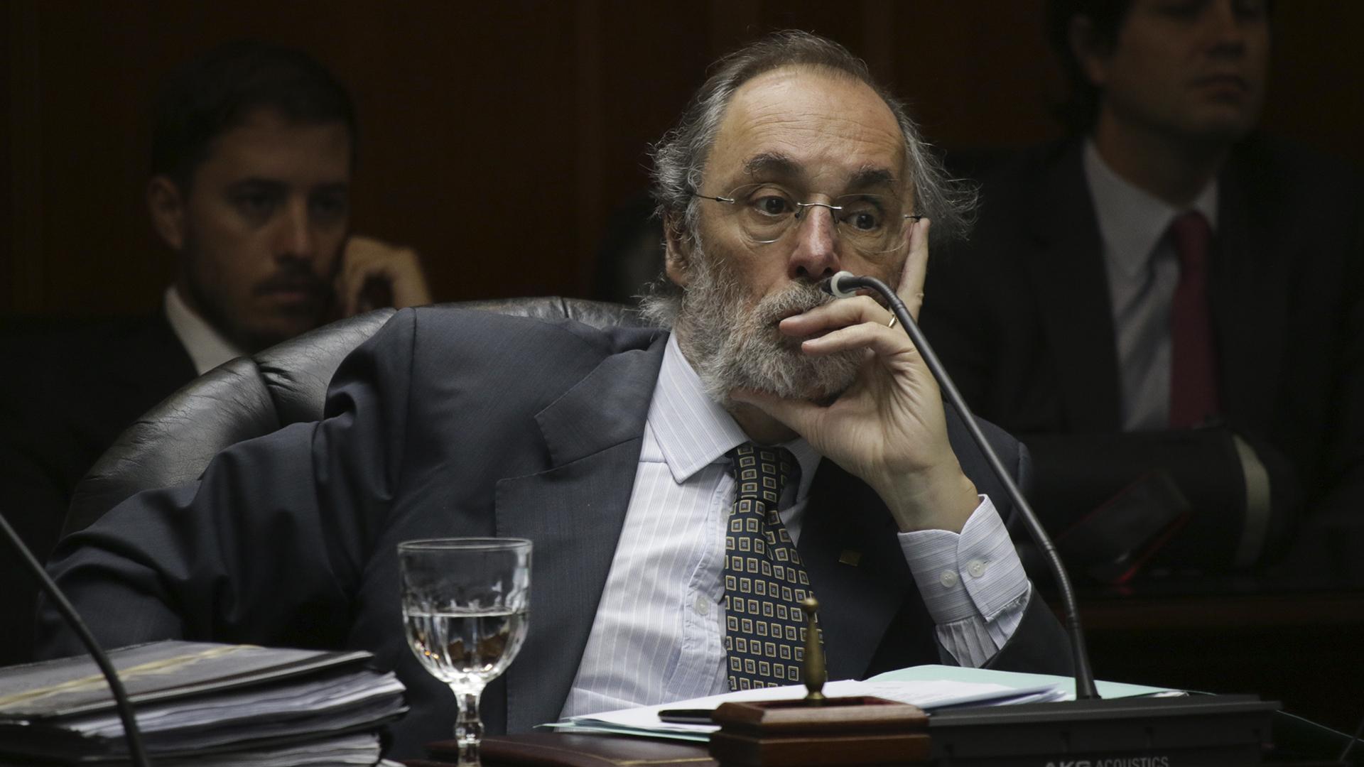 Pablo Tonelli, presidente del Consejo de la Magistratura