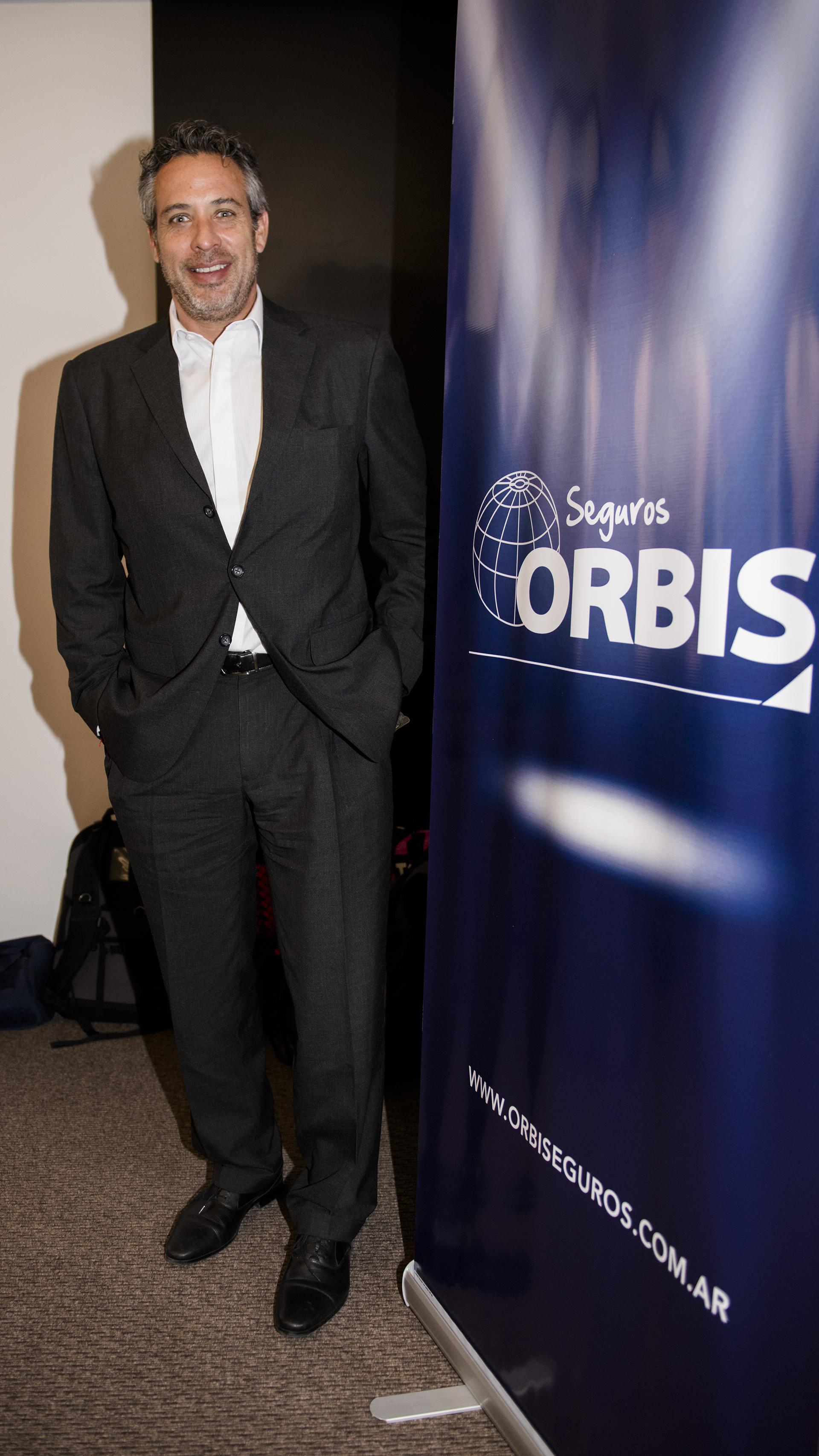 Ary Gerson, CEO de ORBIS Compañía de Seguros