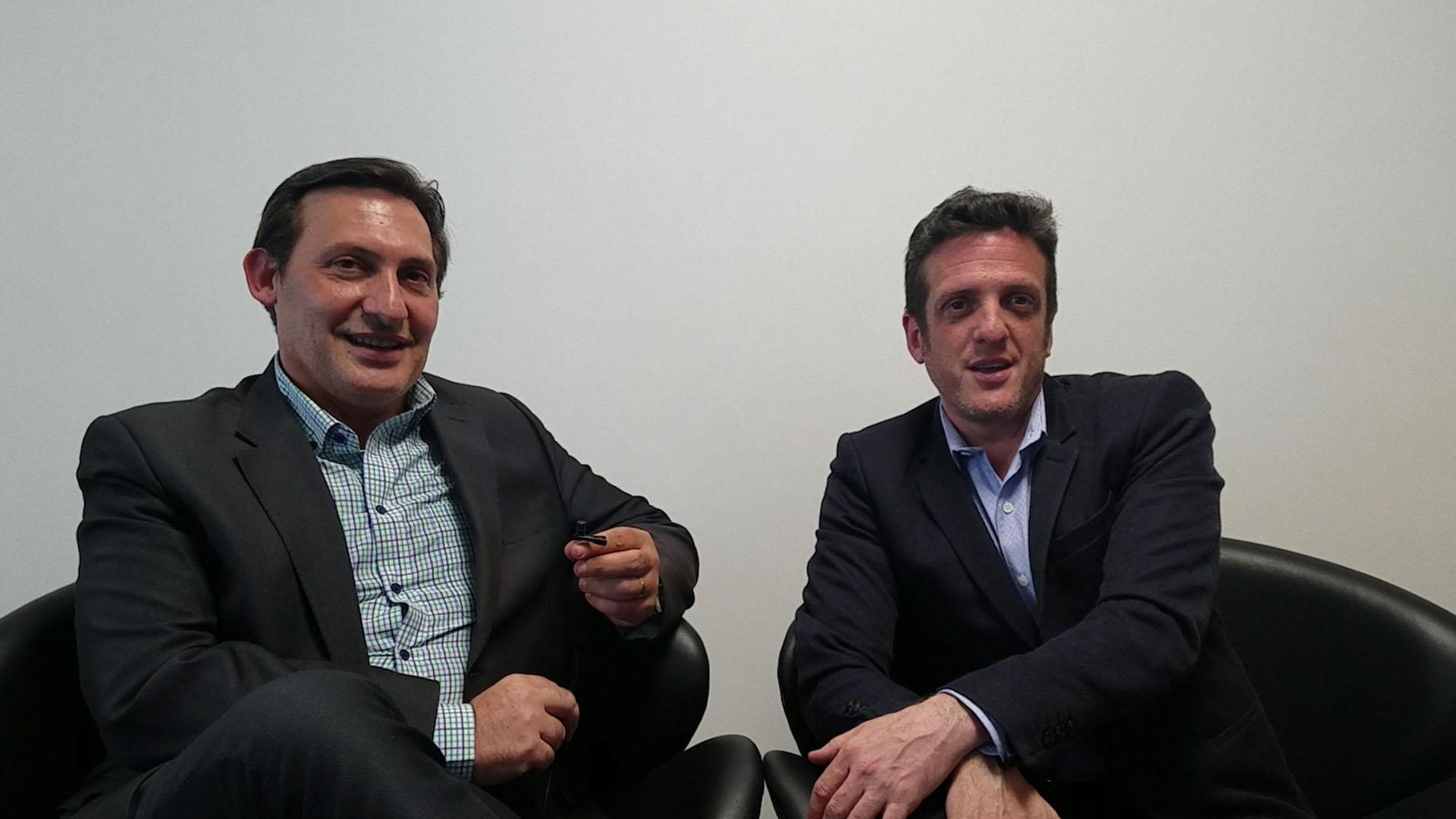 Mauro Szeta y Paulo Kablan debutarán con su espectáculo este sábado a las 21 en Paseo La Plaza