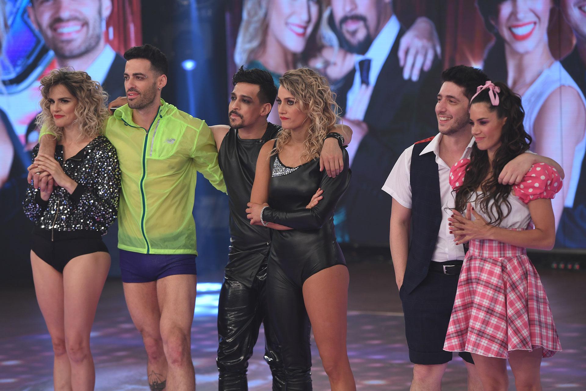 """La Chipi y Jey Mammon quedaron eliminados del """"Bailando 2017"""". Mica Viciconte se impuso en el duelo telefónico por el 51.99% de los votos del público"""