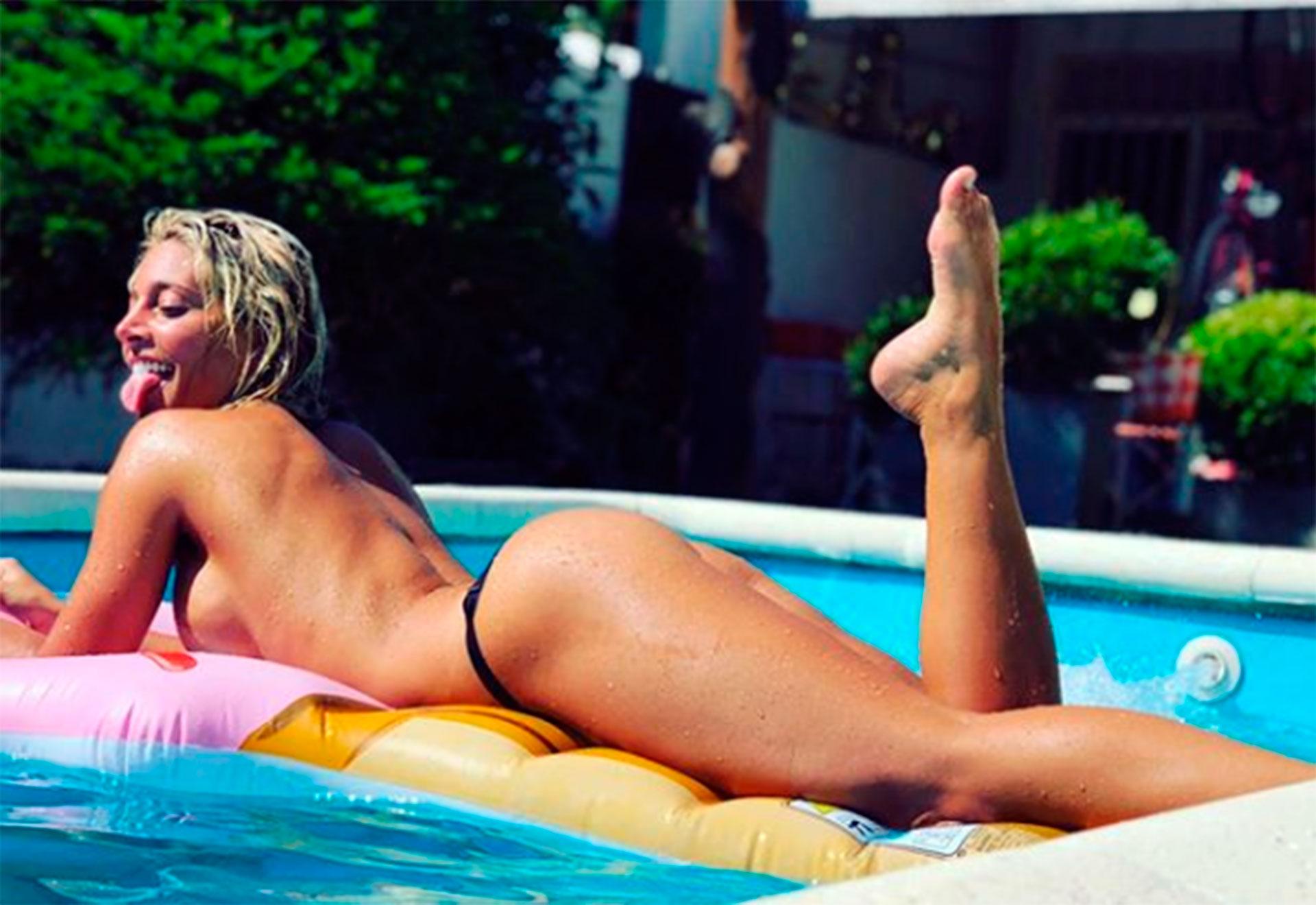 ¡Una diosa! Sol Pérez mostró sus cuvas perfectas en Instagram