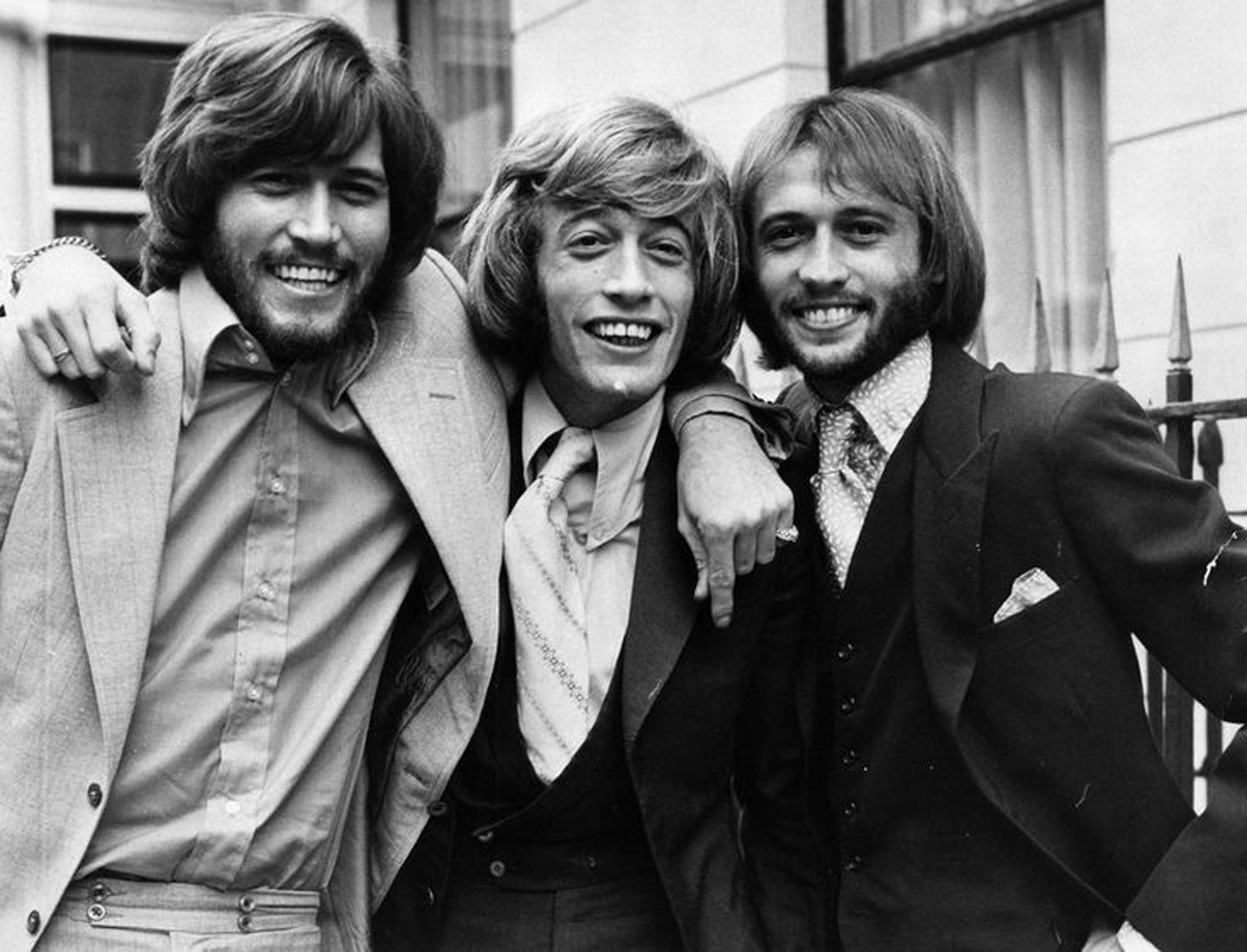 Los Bee Gees, en sus inicios