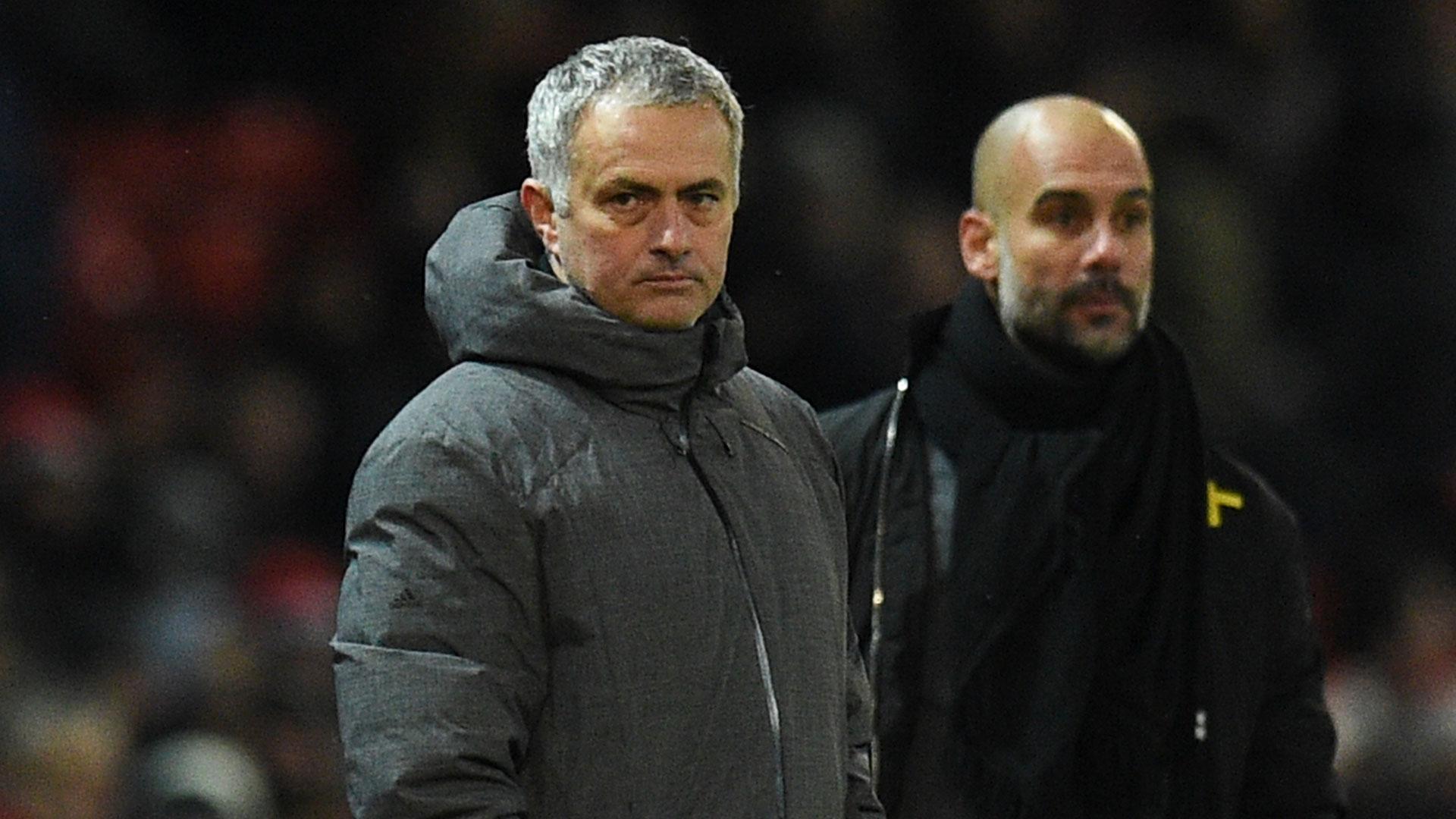 José Mourinho y Josep Guardiola comparten una vieja rivalidad