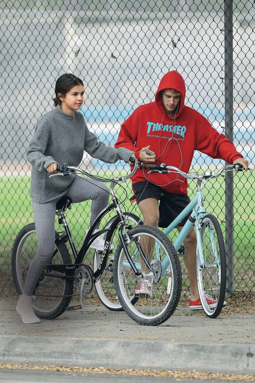 Selena y Justin se vuelven a mostrar en público. (Foto Fotonoticias)