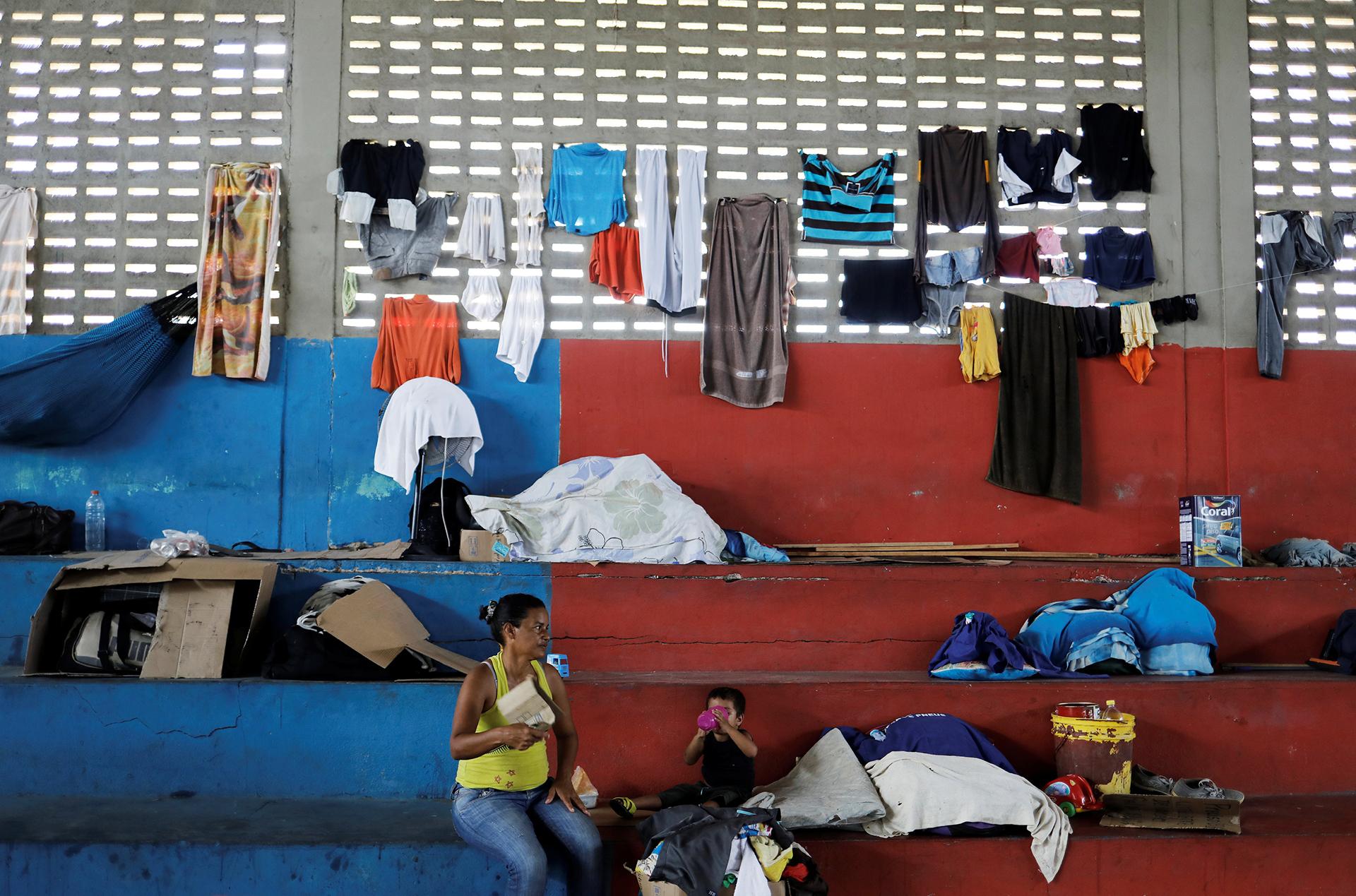 Si bien el país más grande de América Latina ha otorgado asilo a más de 2.700 sirios, los refugiados han recibido escaso apoyo del gobierno incluso en Sao Paulo, el estado más rico (REUTERS)