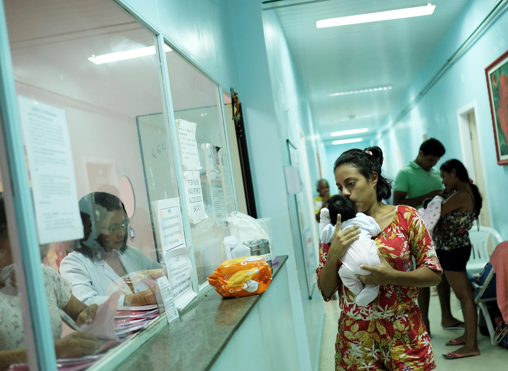 La mayoría de los llegados a Boa Vista dijeron que no tienen la intención de regresar a Venezuela, a menos que las condiciones mejoren (REUTERS)