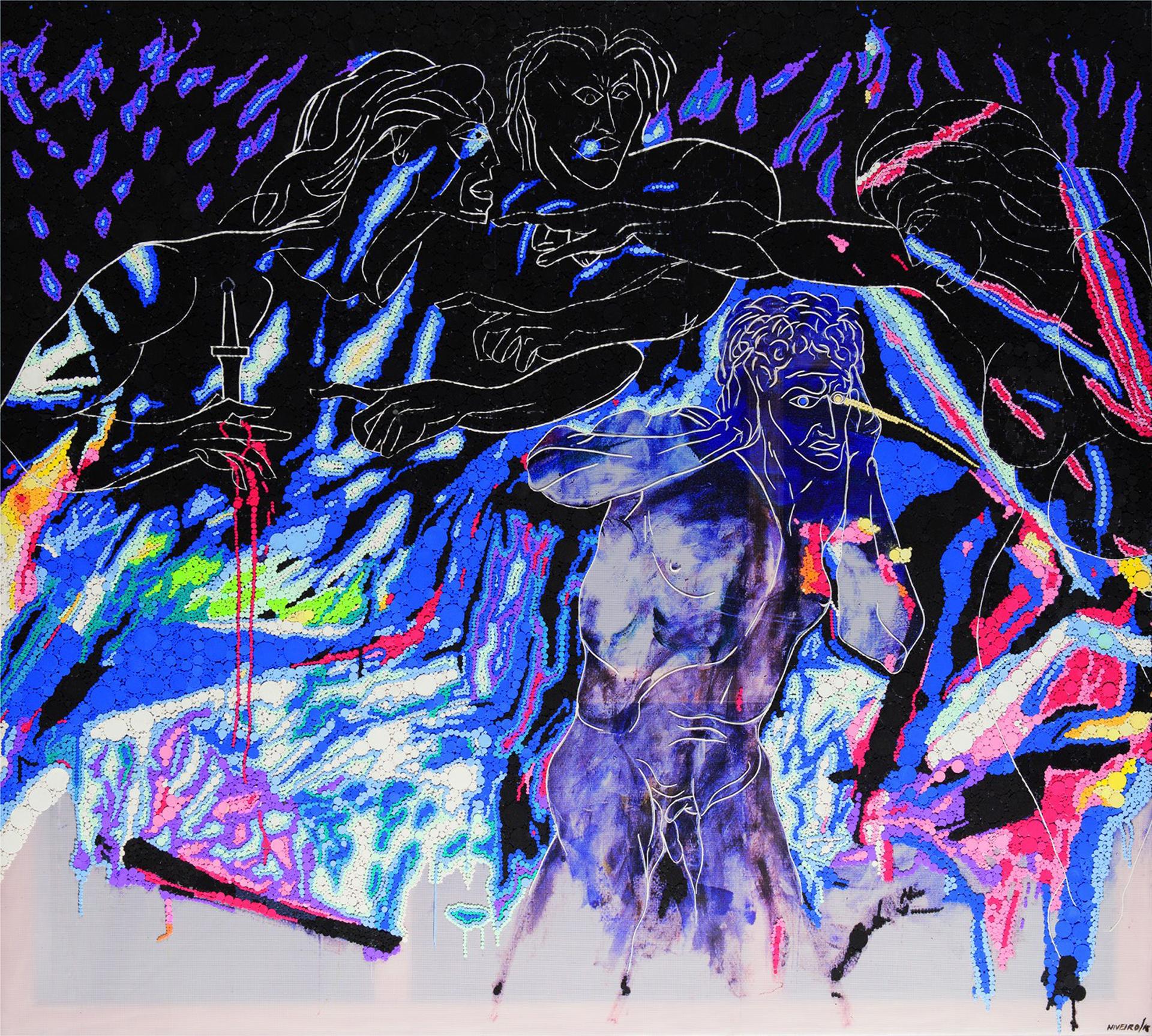 Primer Premio Pintura de Luis Niveiro