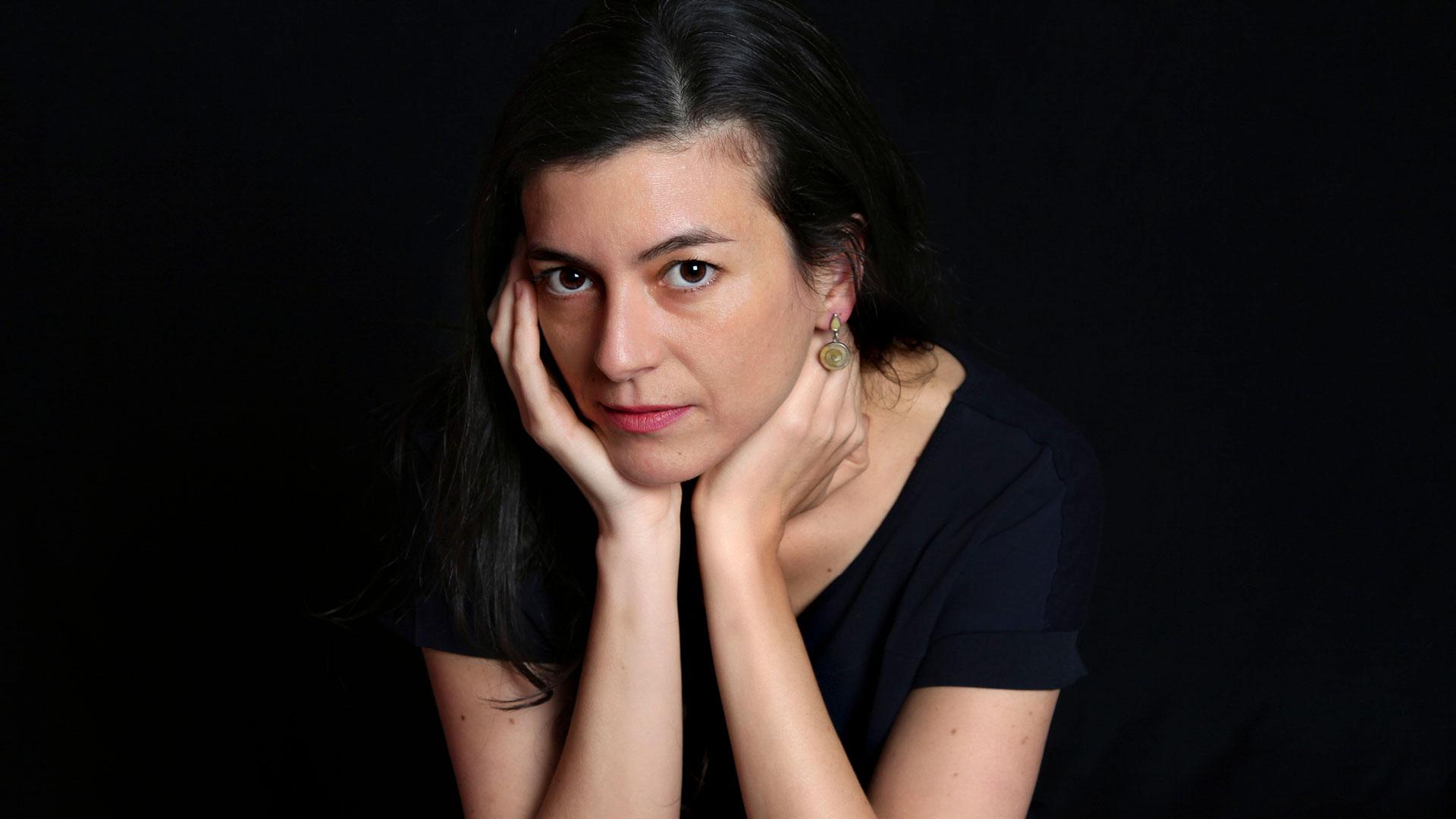 Samanta Schweblin(Télam)