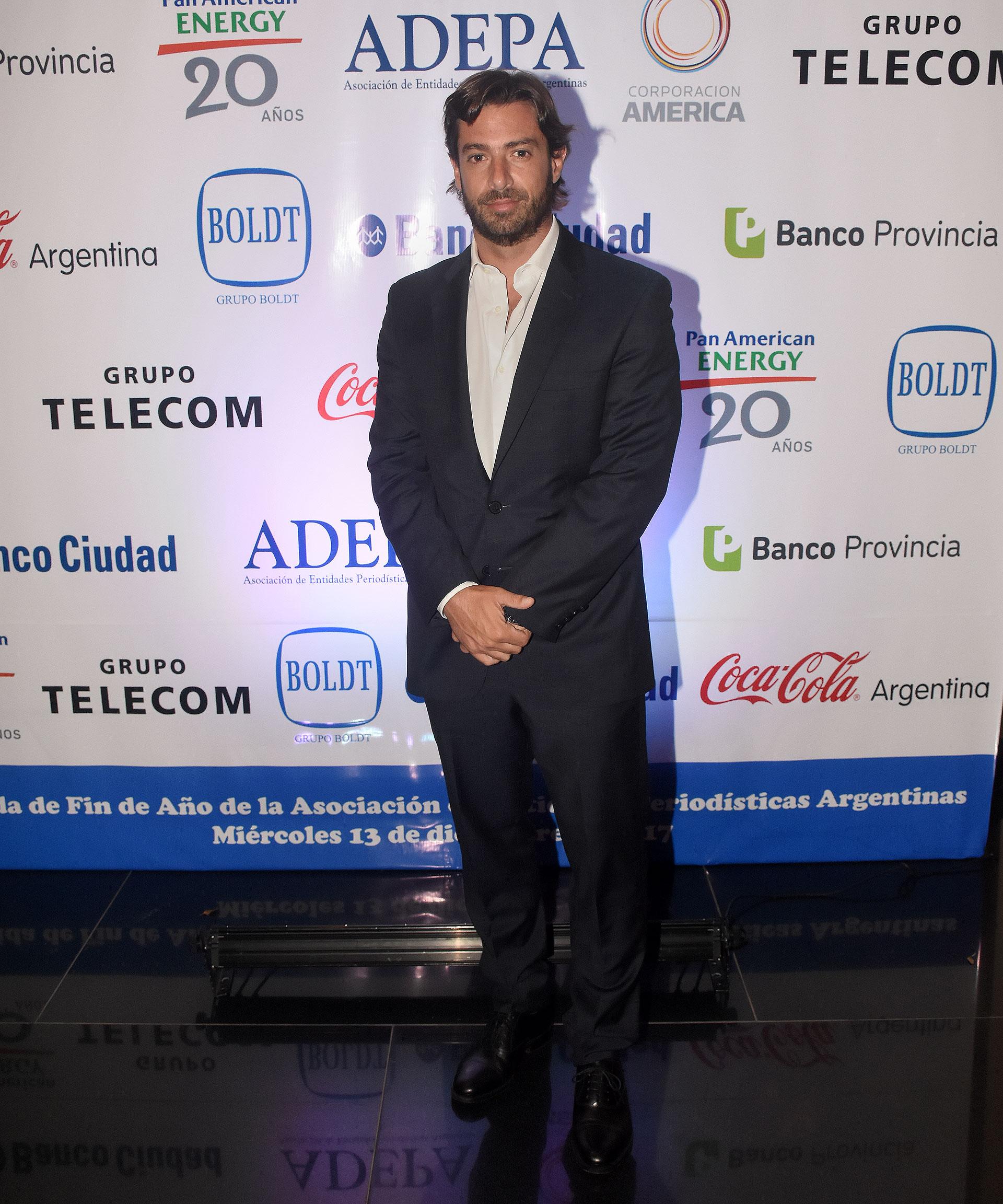 El jefe de Gabinete de la provincia de Buenos Aires, Federico Salvai