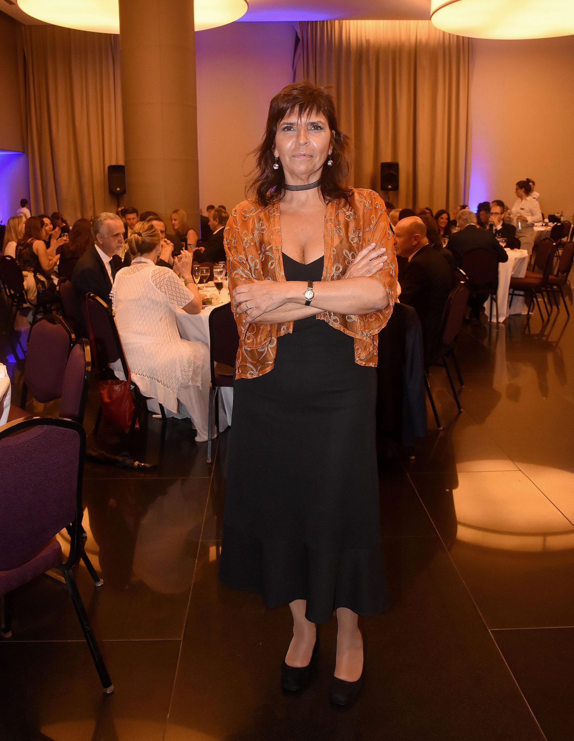 La periodista Silvia Mercado