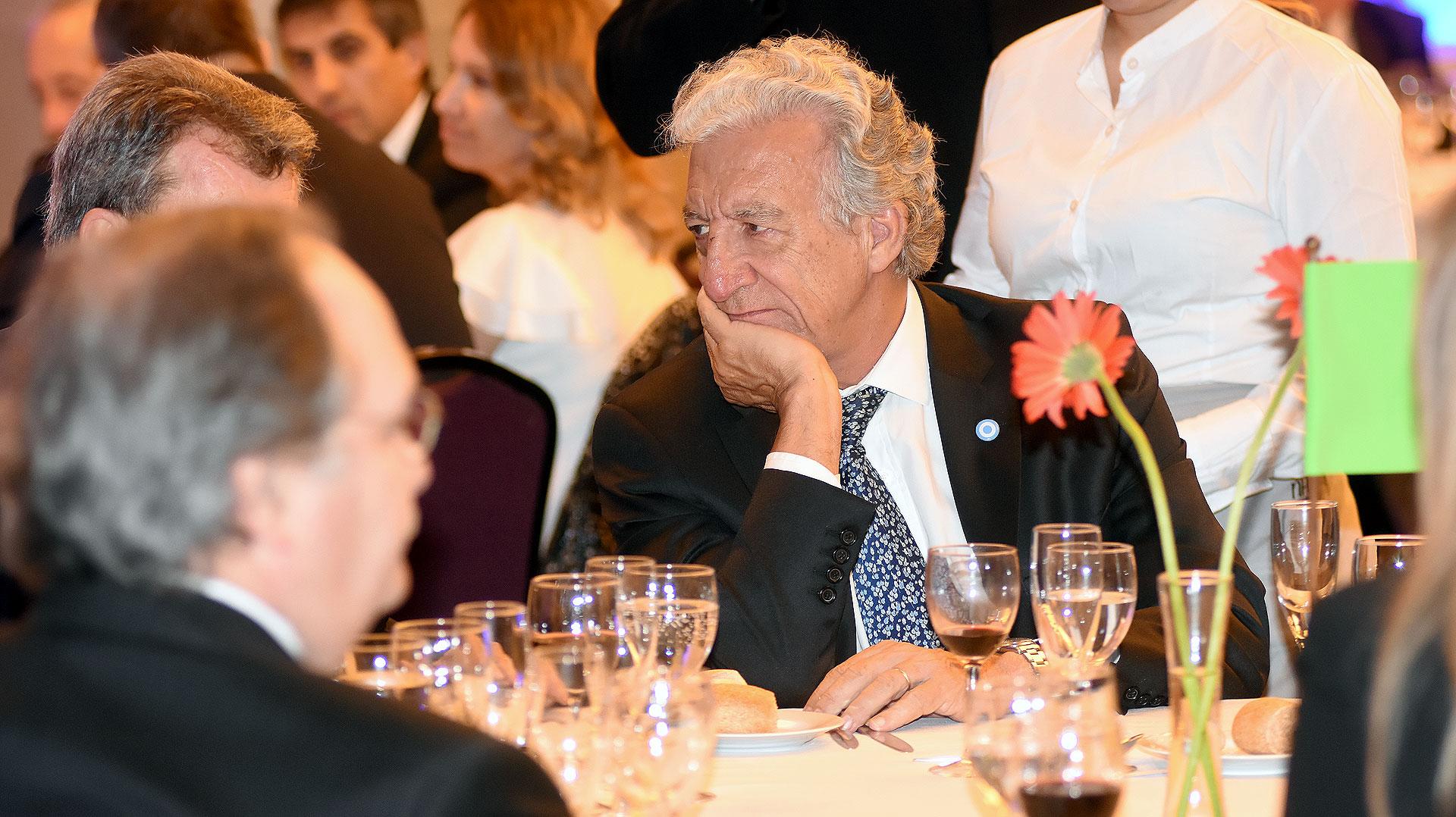 Jaime Campos (Asociación Empresaria Argentina- AEA)