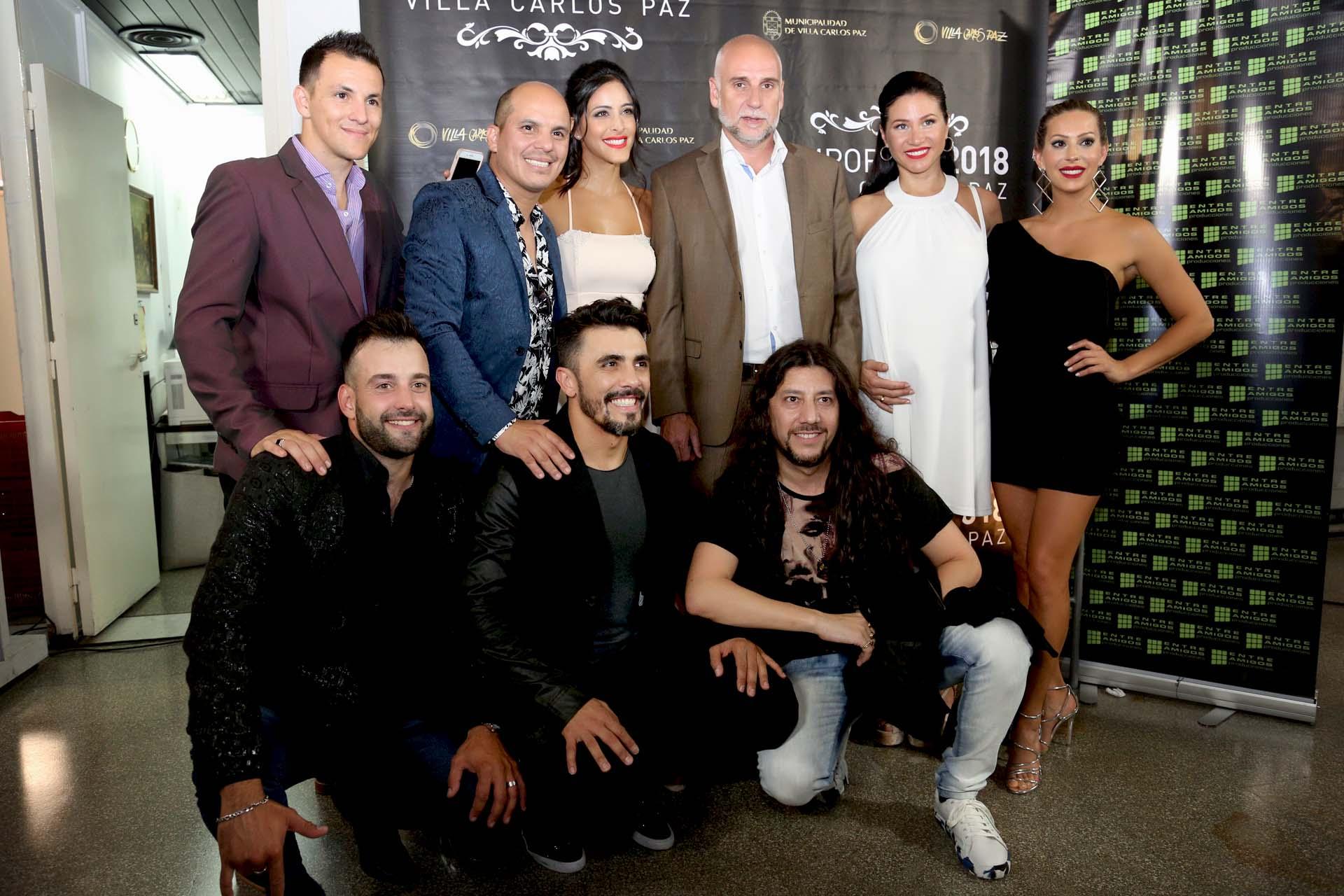 """Las figuras de """"Bien Argentino"""""""