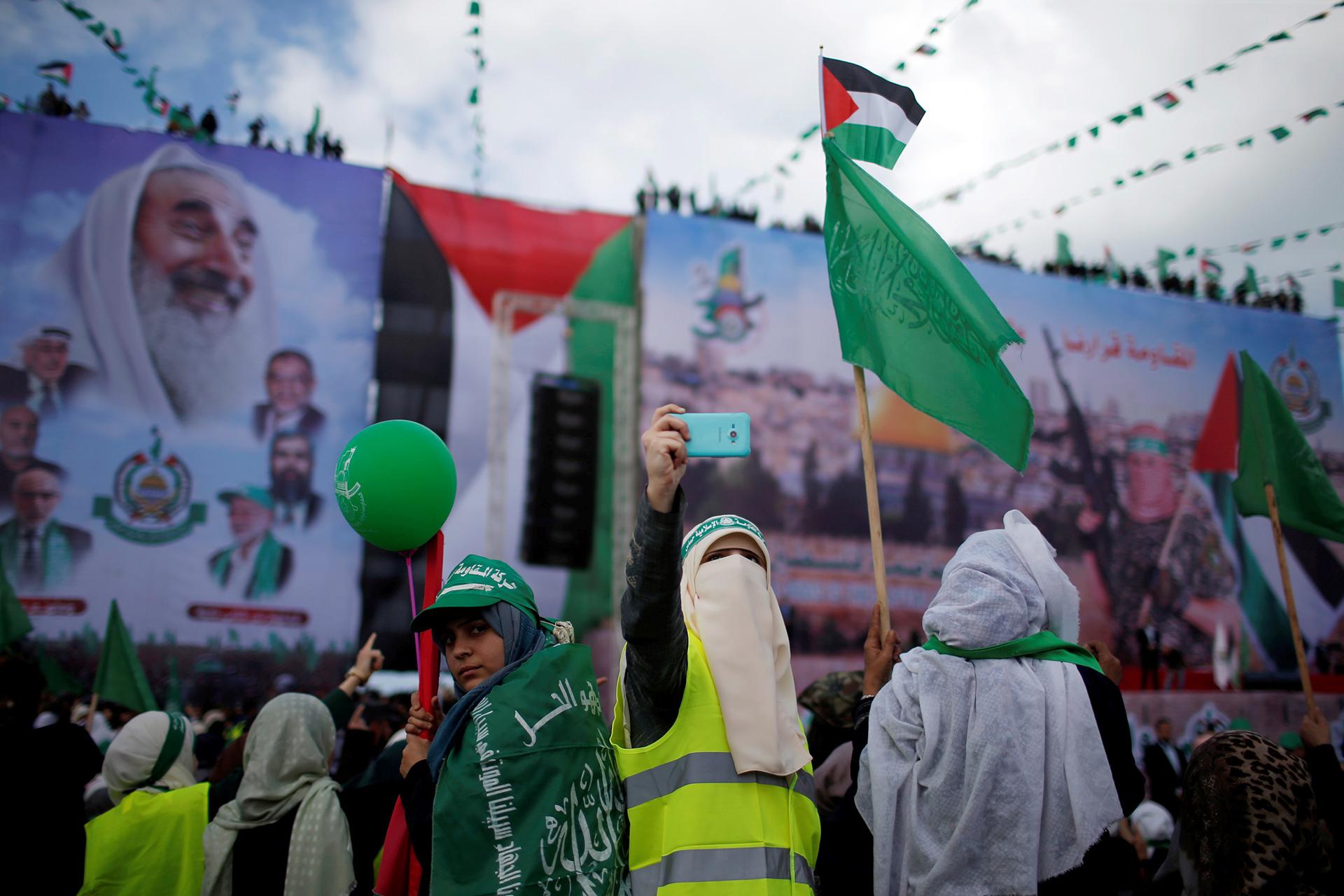 La decisión de Trump con respecto a Jerusalén provocó una ola de disturbios (Reuters)
