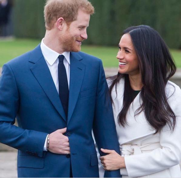 El día en el que el príncipe Harry y Meghan Markle anunciaron su compromiso