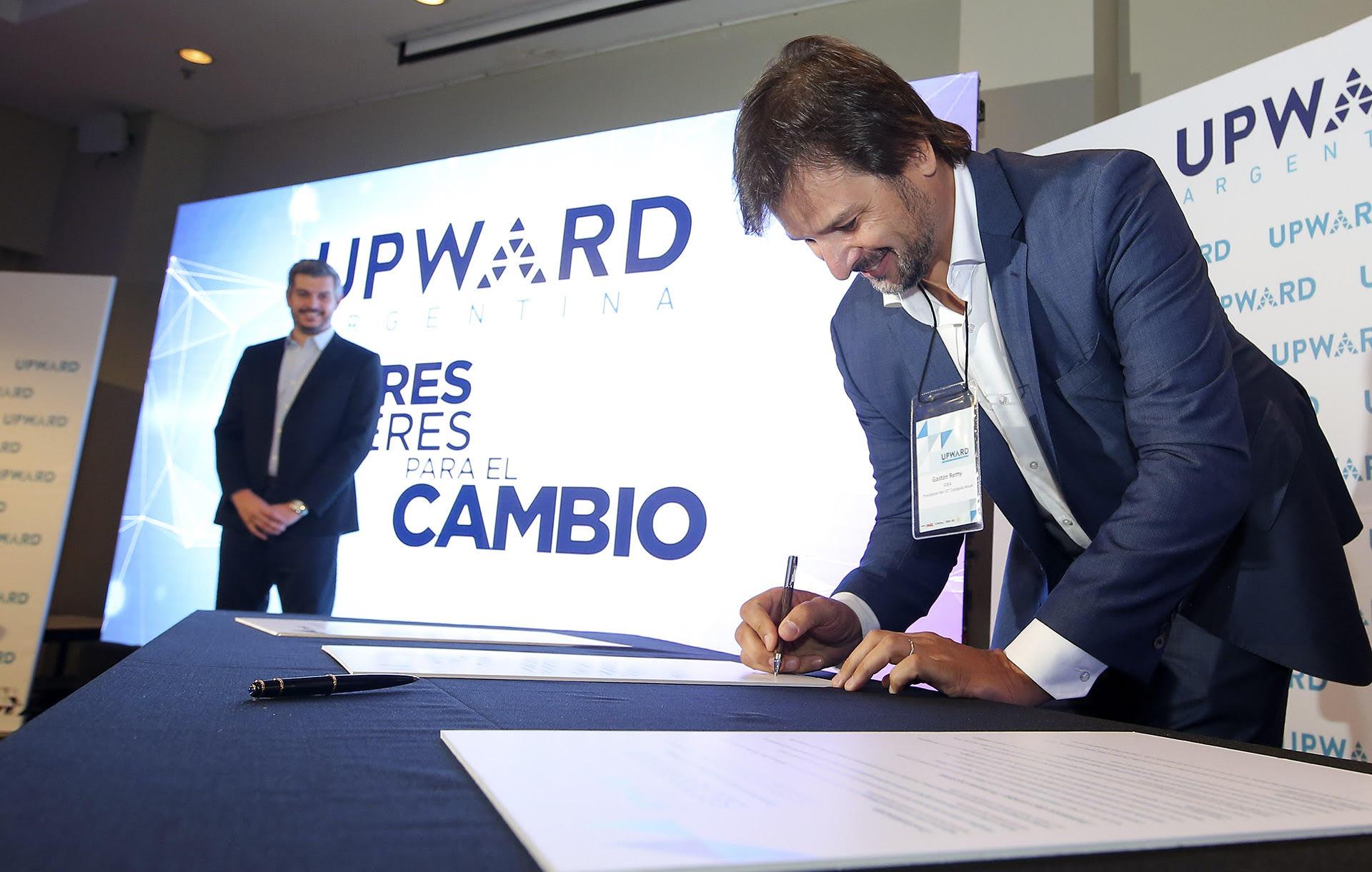 Gastón Remy, Presidente Coloquio de IDEA