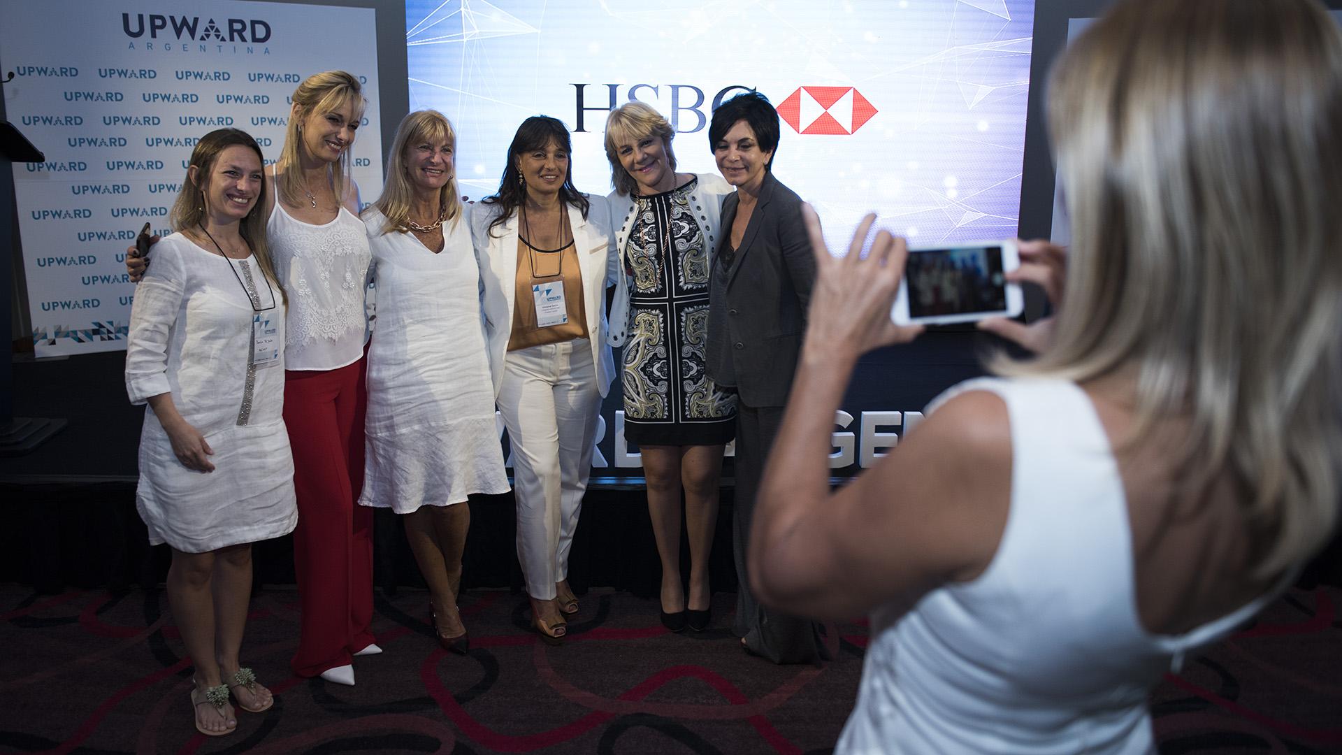 Yamila Tejada, Karin Cohen, Inés Durbano, Viviana Zocco, Alejandra Rafuls, Mónica Gutiérrez