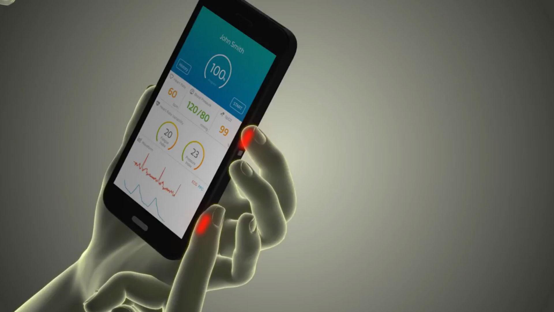 El biosensor mide seis índices en apenas 60 segundos