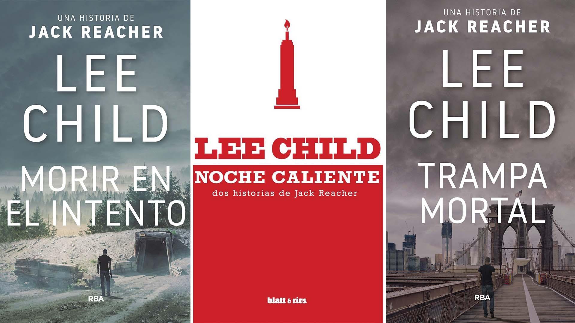 La saga de Jack Reacher lleva más de 20 títulos