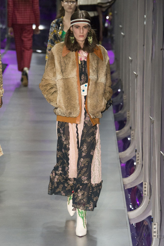 La firma Gucci fue la primera en tomar la decisión como primer señal de apoyo al movimiento anti fur
