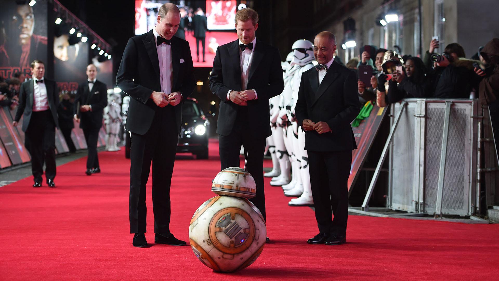 La esperada película fue filmada en Londres, con exteriores en la costa oeste de Irlanda. Es la octava entrega de la exitosa serie
