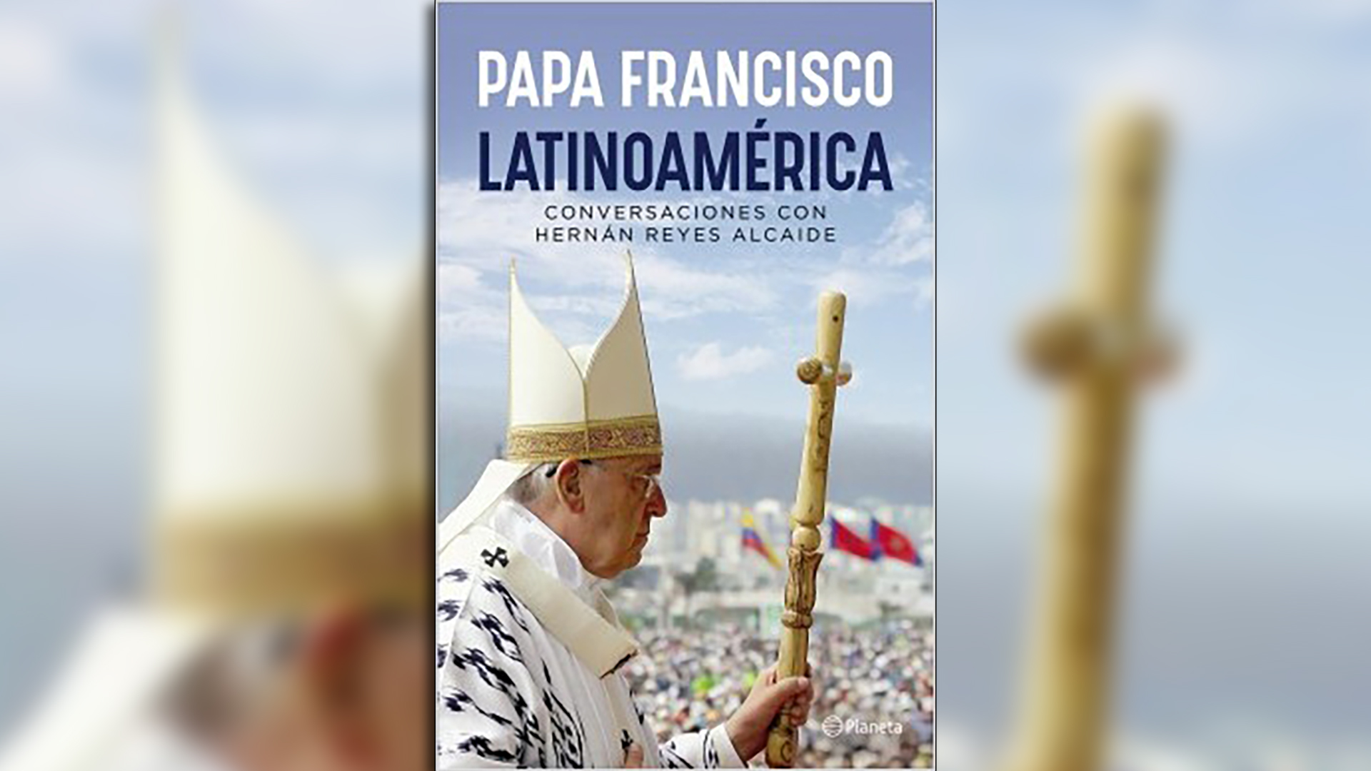 Recién lanzado por editorial Planeta, en este libro el Papa expresa sus preocupaciones y esperanzas para América Latina