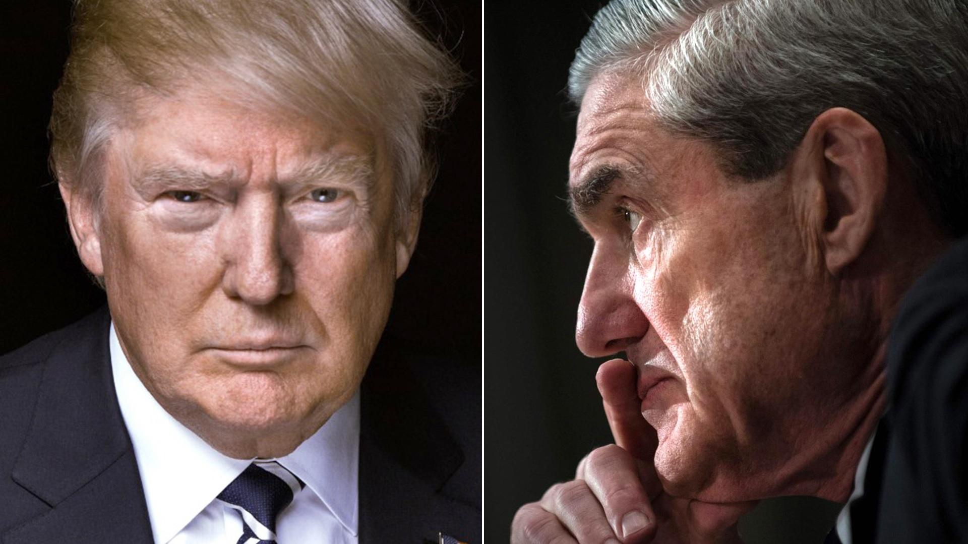 Mueller da listado de preguntas a abogados de Trump — NY Times