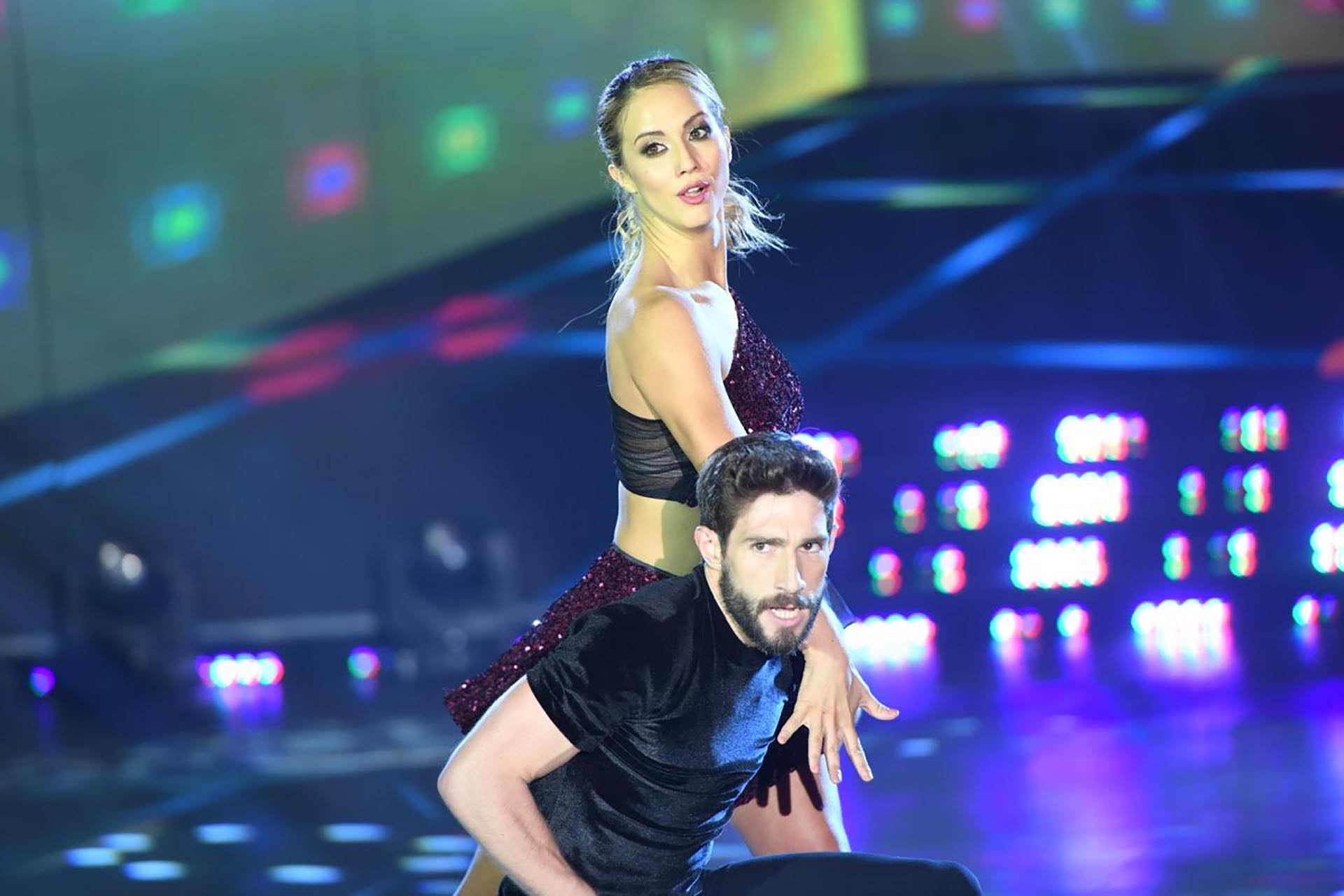 Flor Vigna y Gonzalo Gerber