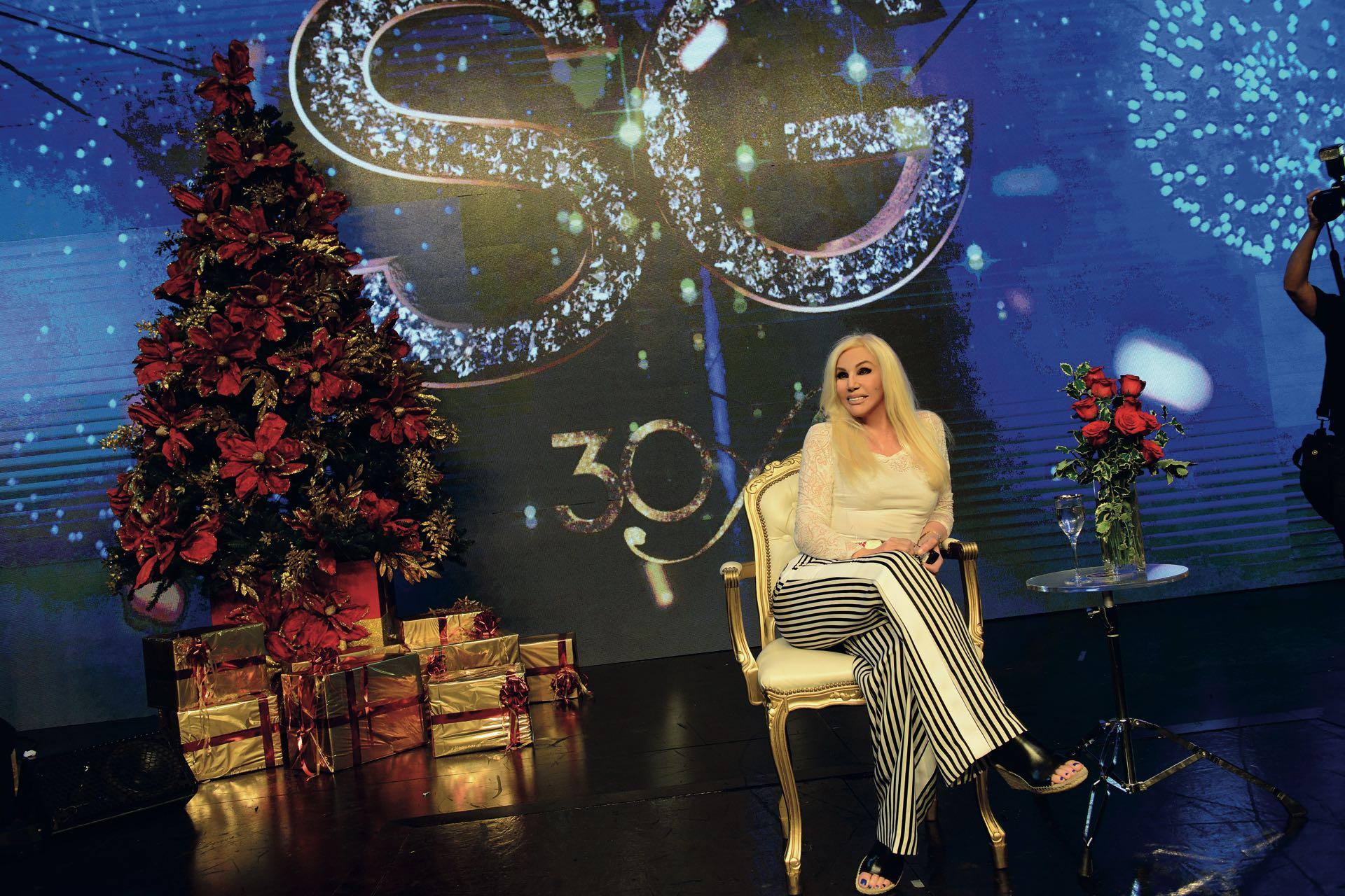 Susana confirmó su vuelta para el 2018 por la pantalla de Telefe. Ella tiene previsto regresar después del Mundial de Rusia