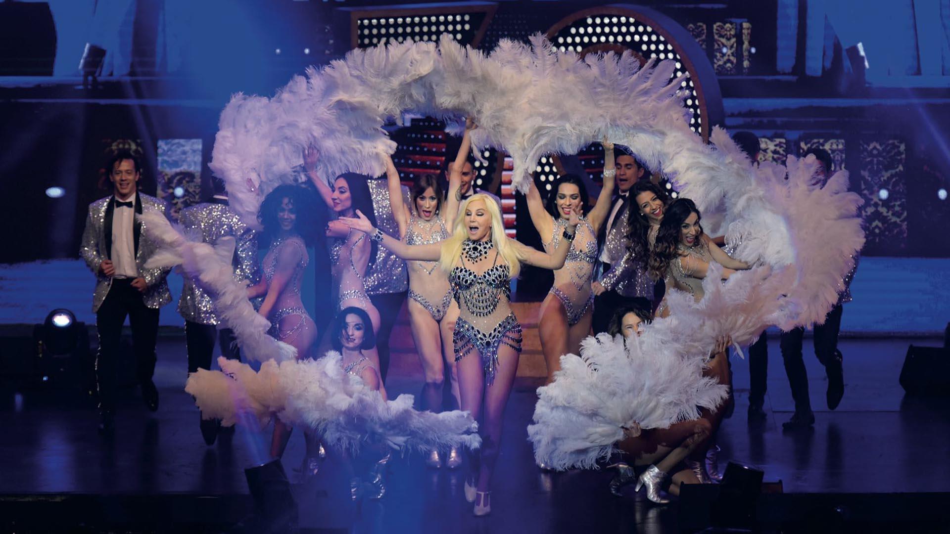La diva de despidió de la 30° temporada en televisión con una gran celebración en el teatro Gran Rex