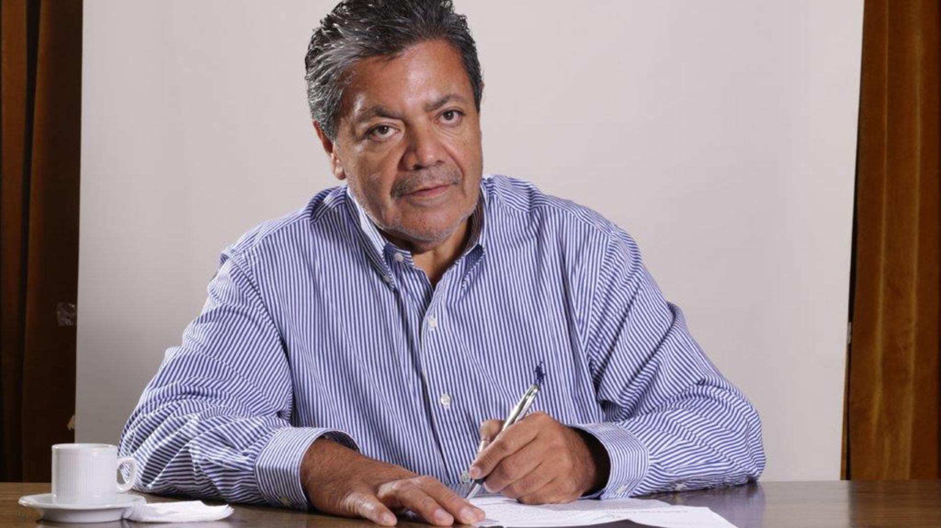 El sindicalista Gerardo Martínez