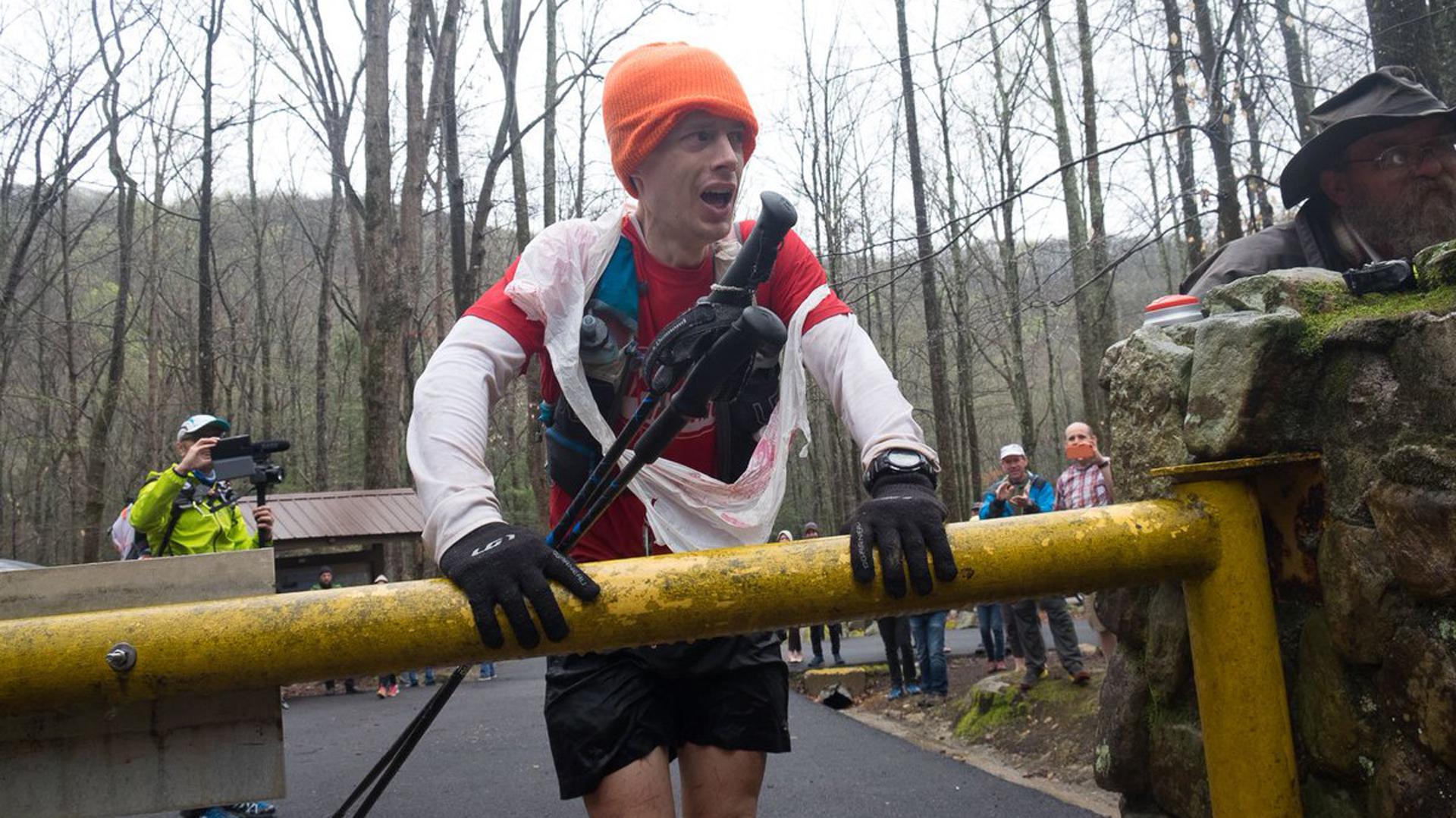 John Kelly terminó la carrera en 59 horas y 30 minutos
