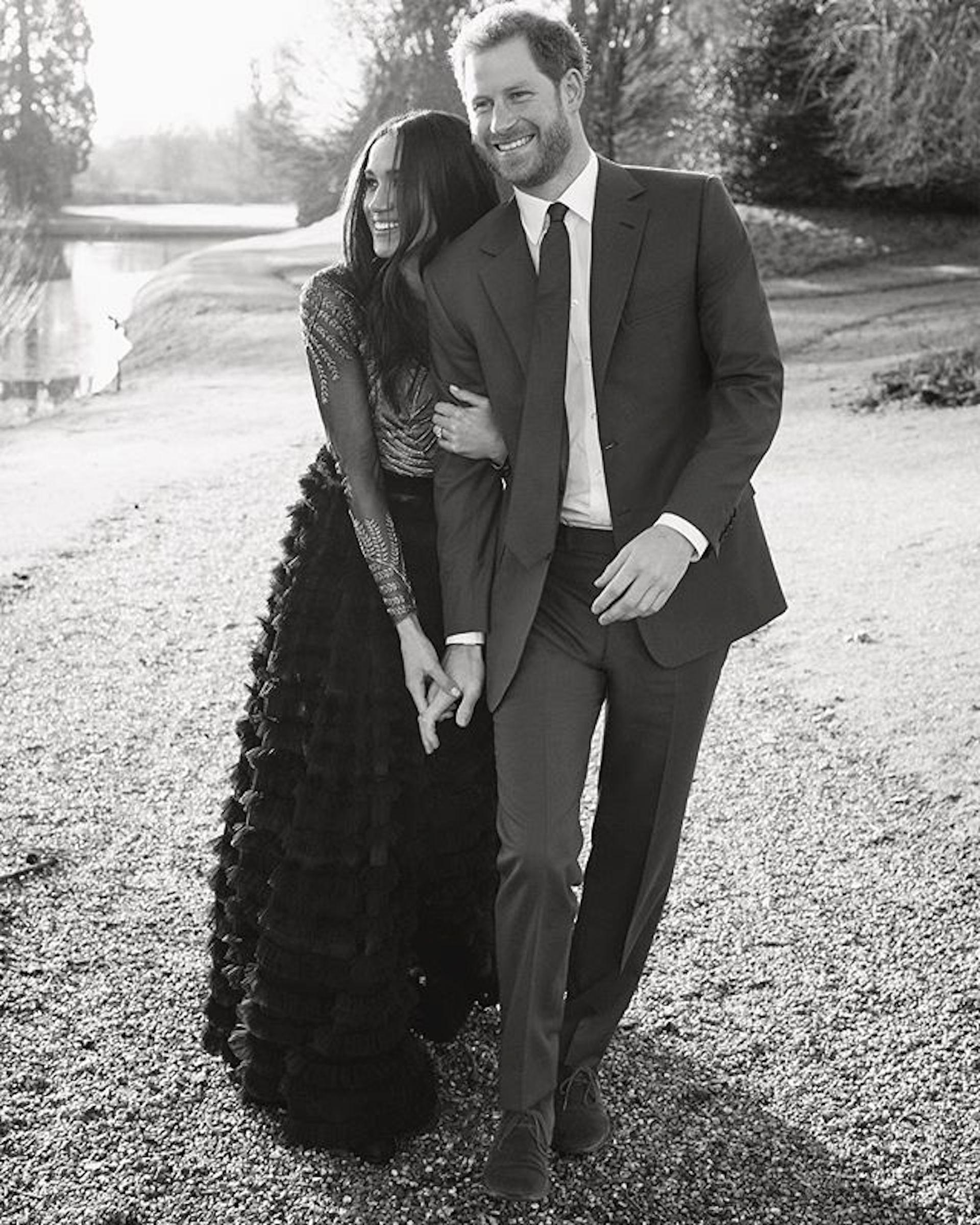 Alexi Lubomirskifue el encargado de retratar de manera oficial a Meghan Markle y al príncipe en su compromiso, y será el responsable de las fotos de boda