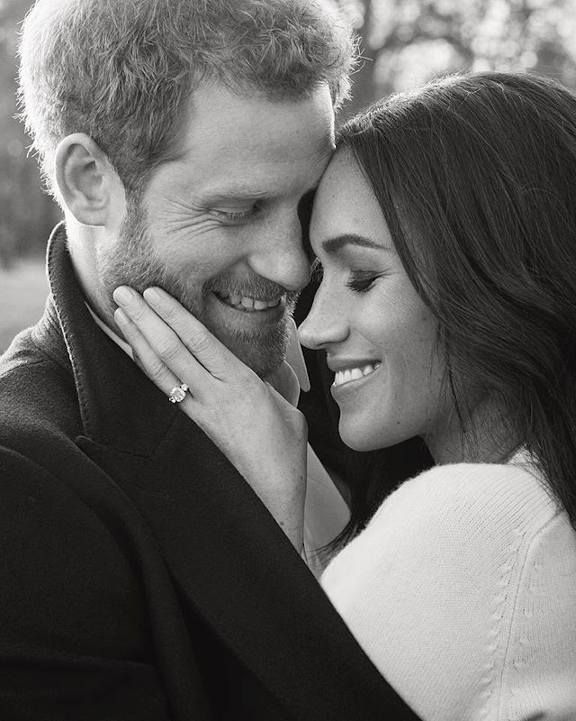 La boda de el príncipe Harry y Meghan Markle no tendrá invitados políticos (Foto: Alexi Lubomirski)