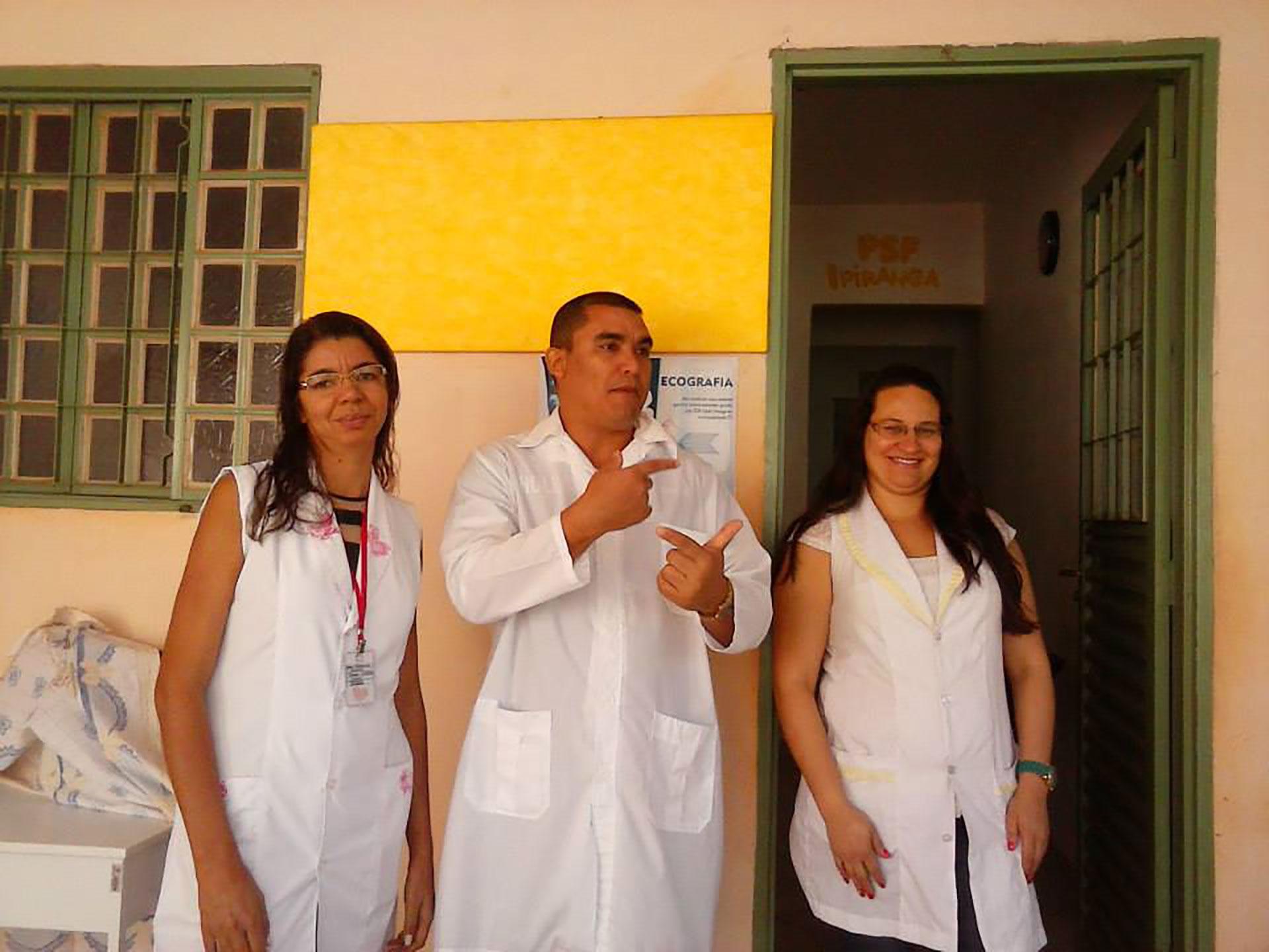 Ramires pidió asilo en Brasil en 2017