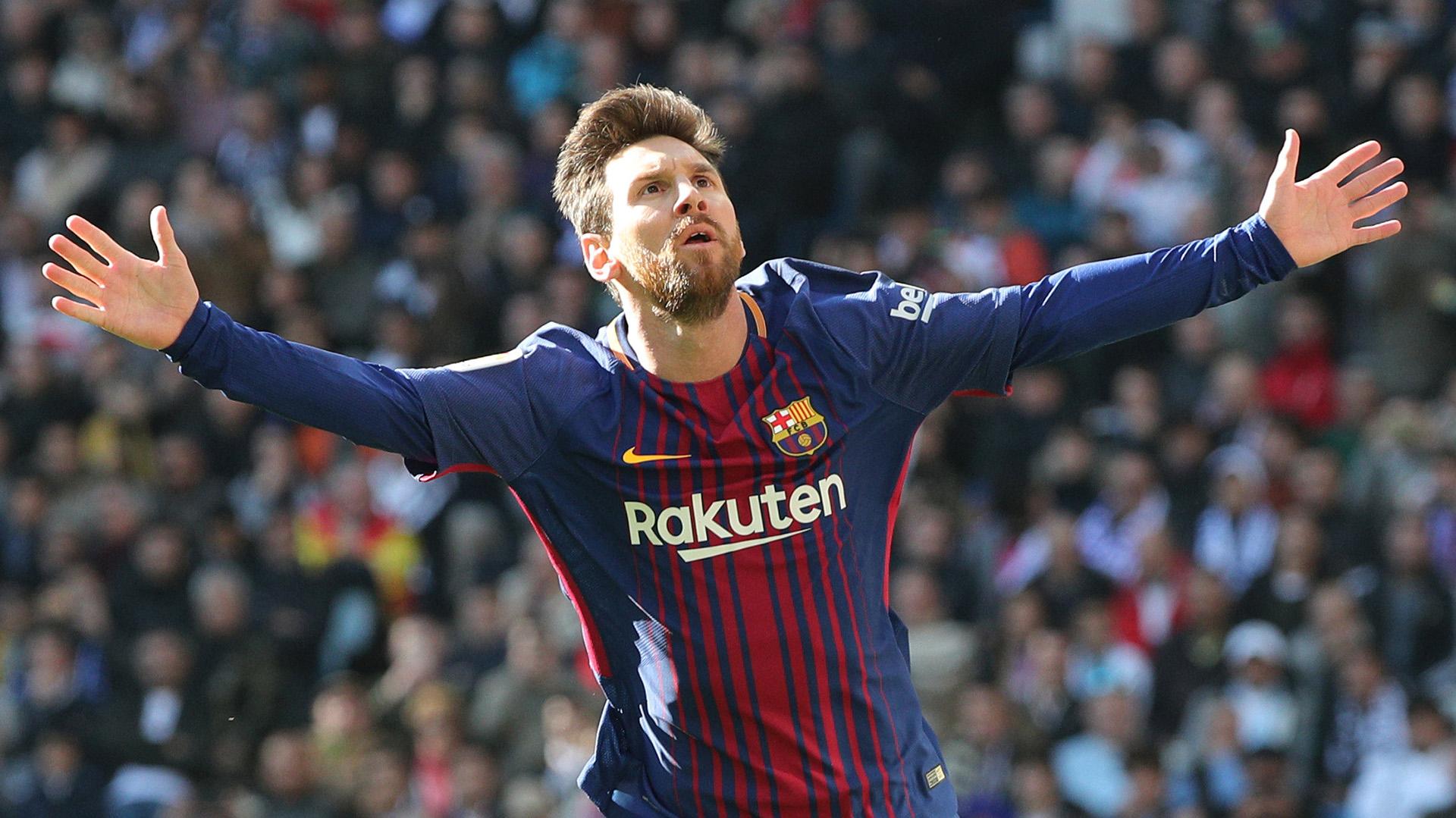 Lionel Messi convirtió el 2-0 de penal