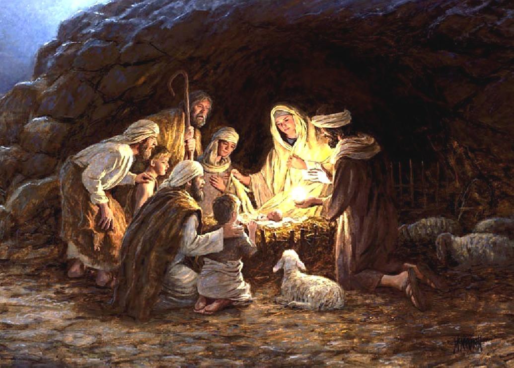 En las representaciones del nacimiento dell Jesús de la Biblia, que se basan en lo narrado en algunos evangelios, se ven pastores con sus ovejas.  Sin embargo durante el mes de diciembre las temperaturas en la latitud en la que supuestamente ocurrió el evento son muy bajas para que se realice el pastoreo.  Imagen tomada de: sintoniauno.com