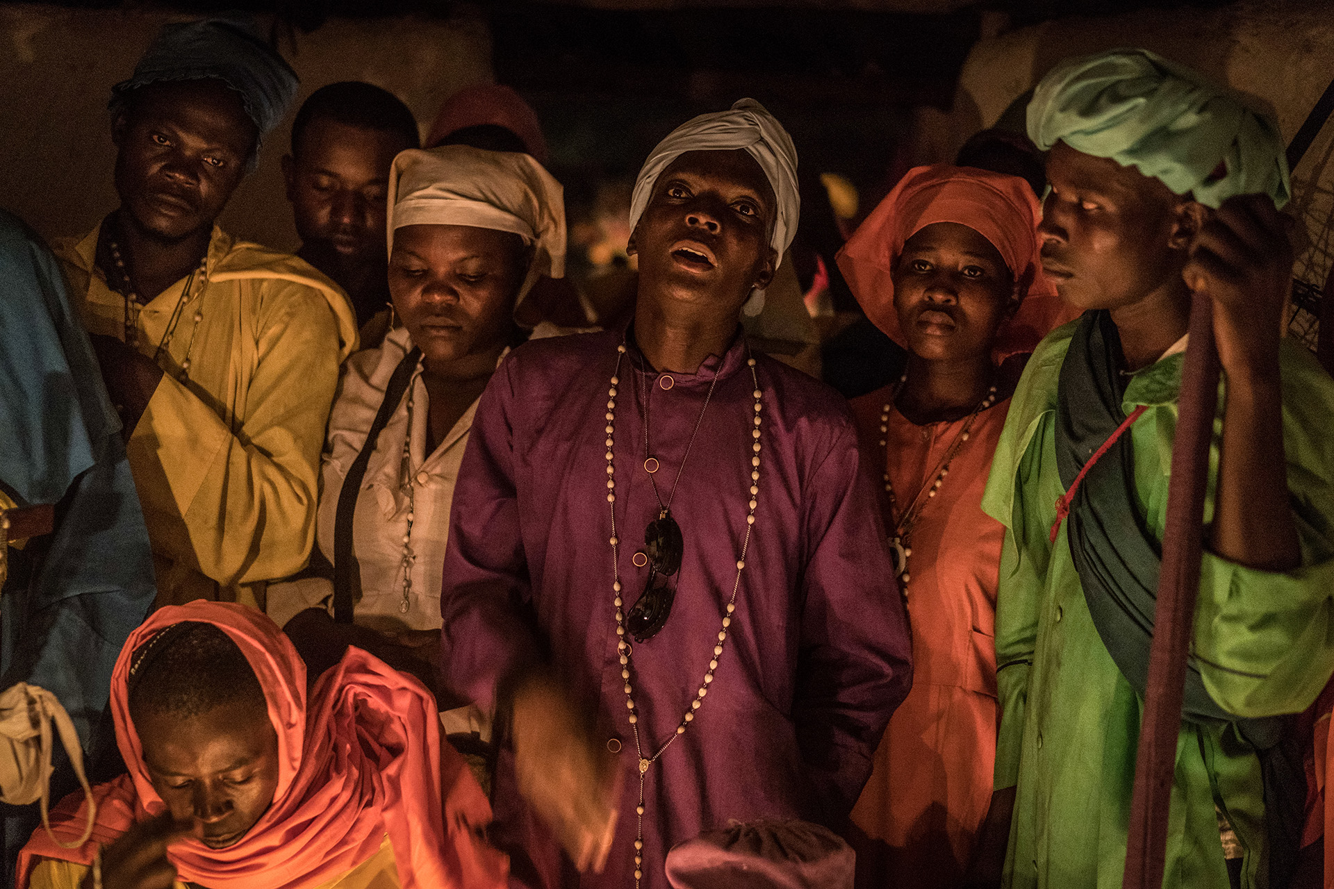 Misa de Navidad en Ugunja, Kenia