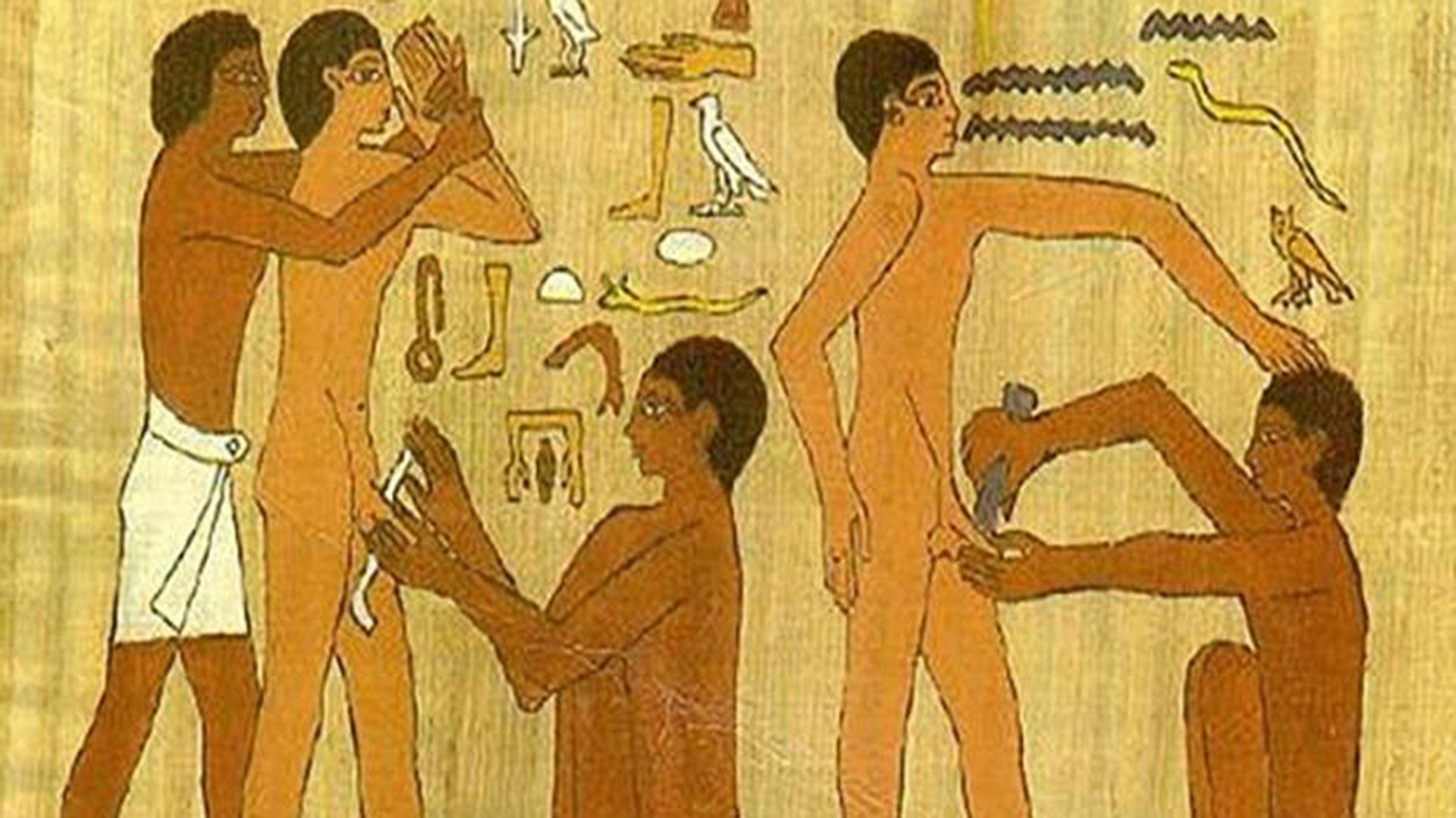 Las Extrañas Costumbres Sexuales Del Antiguo Egipto Que Hoy