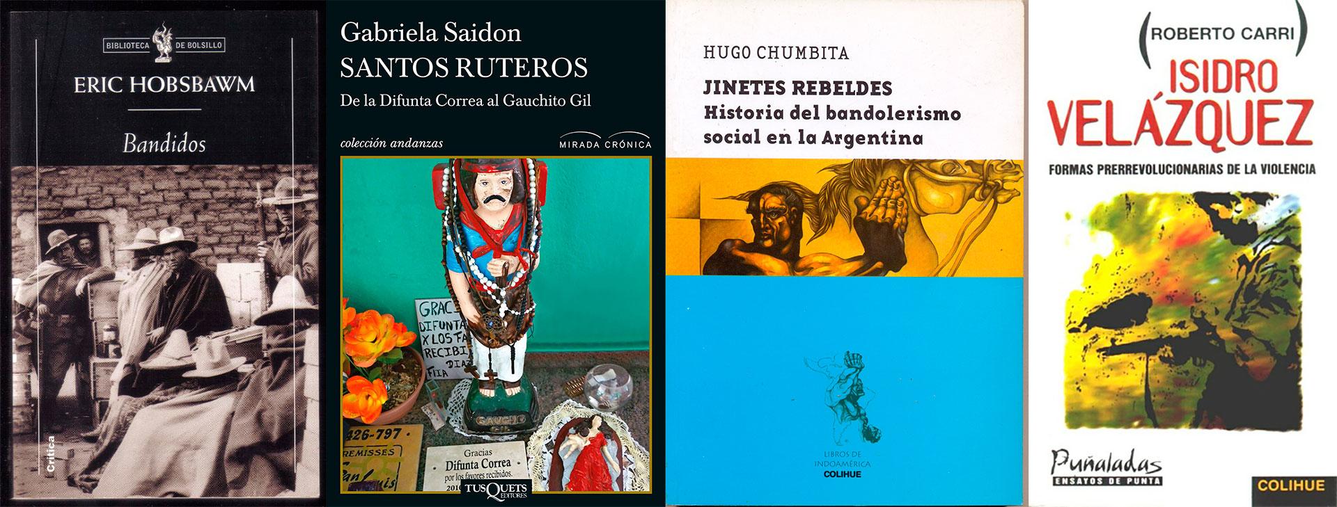 Algunos de los libros que indagan en este fenómeno