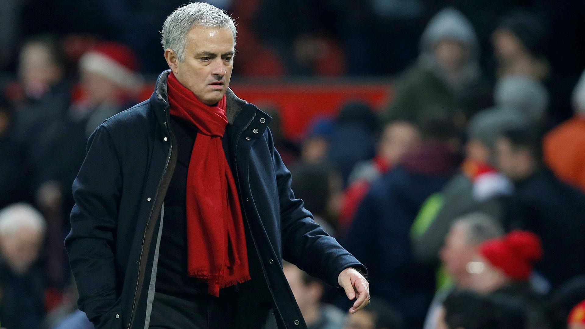 ElManchester Unitedde Mourinho lleva tres partidos sin ganar(Reuters)