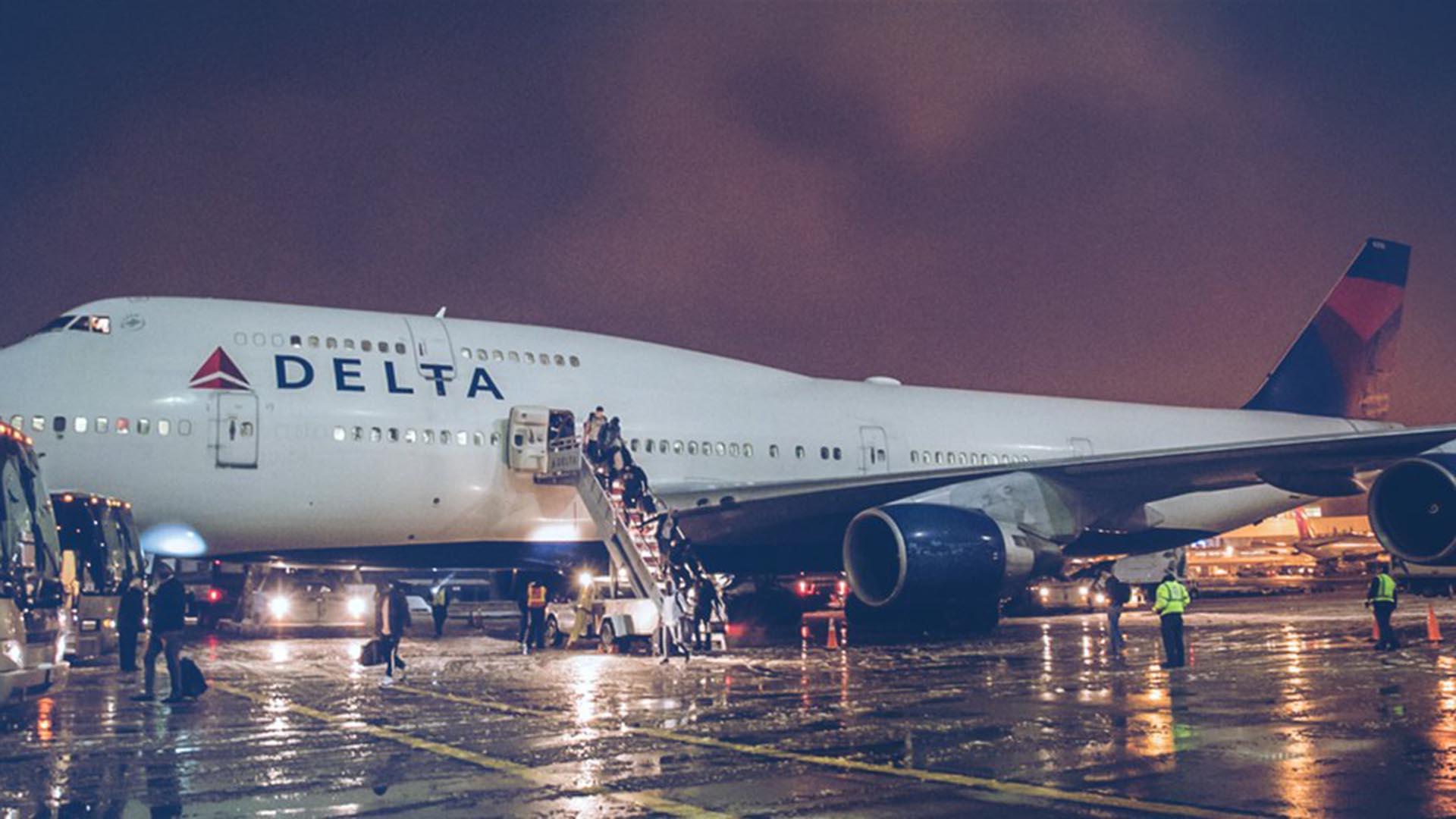 Resultado de imagen de Delta, la alemana Lufthansa