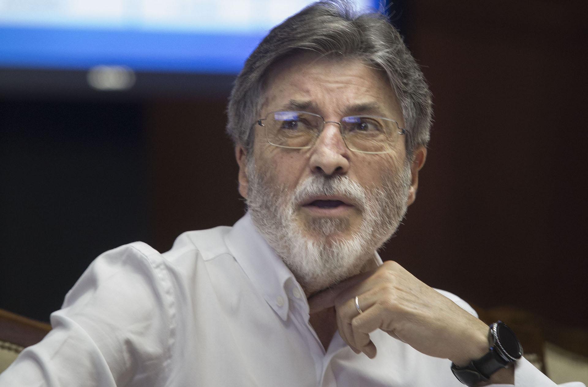 Alberto Abad, ahora el ex administrador federal de Ingresos Públicos. (NA)