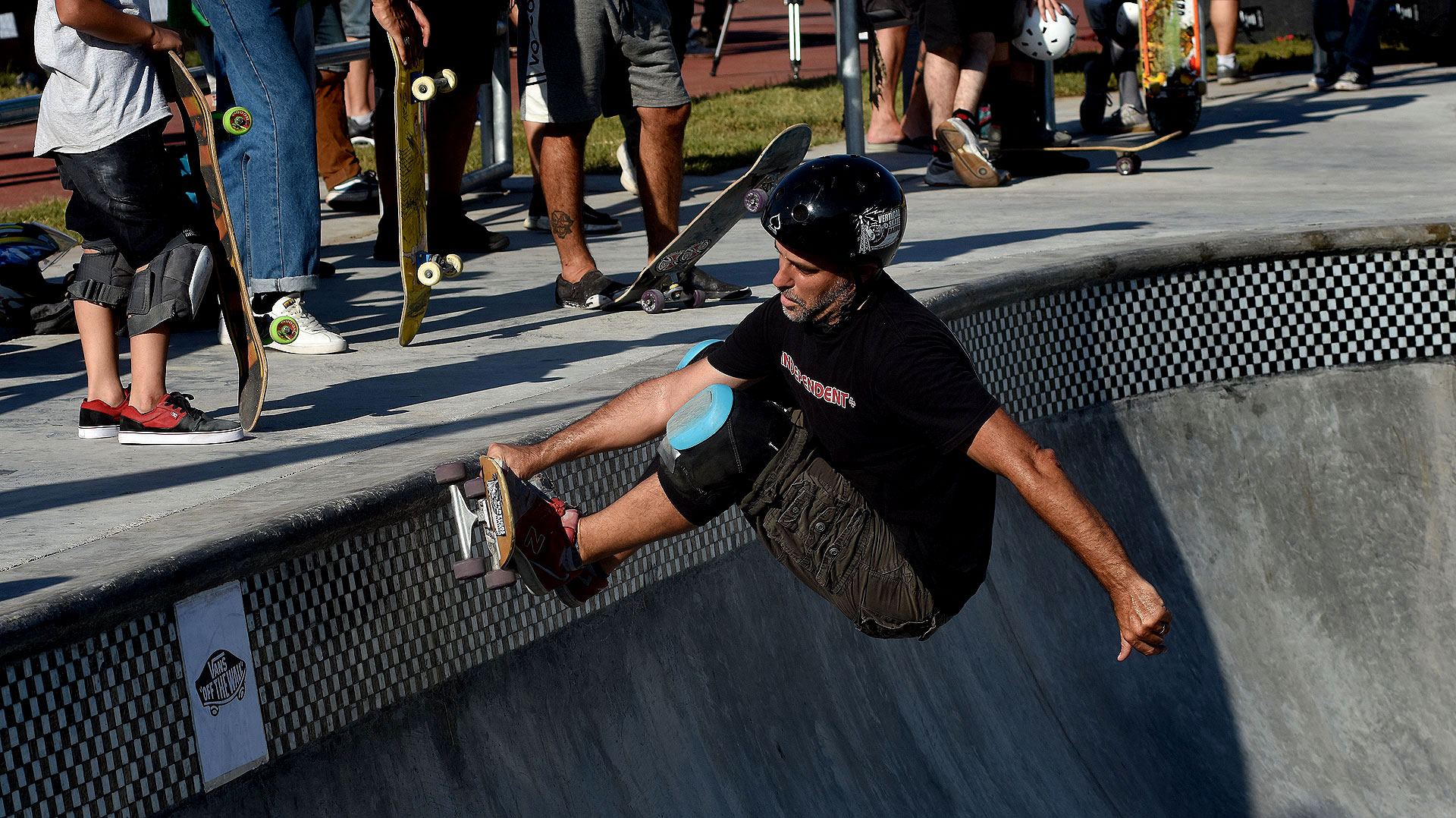 La pista profesional de skate va a permitir realizar campeonatos internacionales y atraer a figuras de otros países, además de brindar a los atletas nacionales tener un lugar para entrenar
