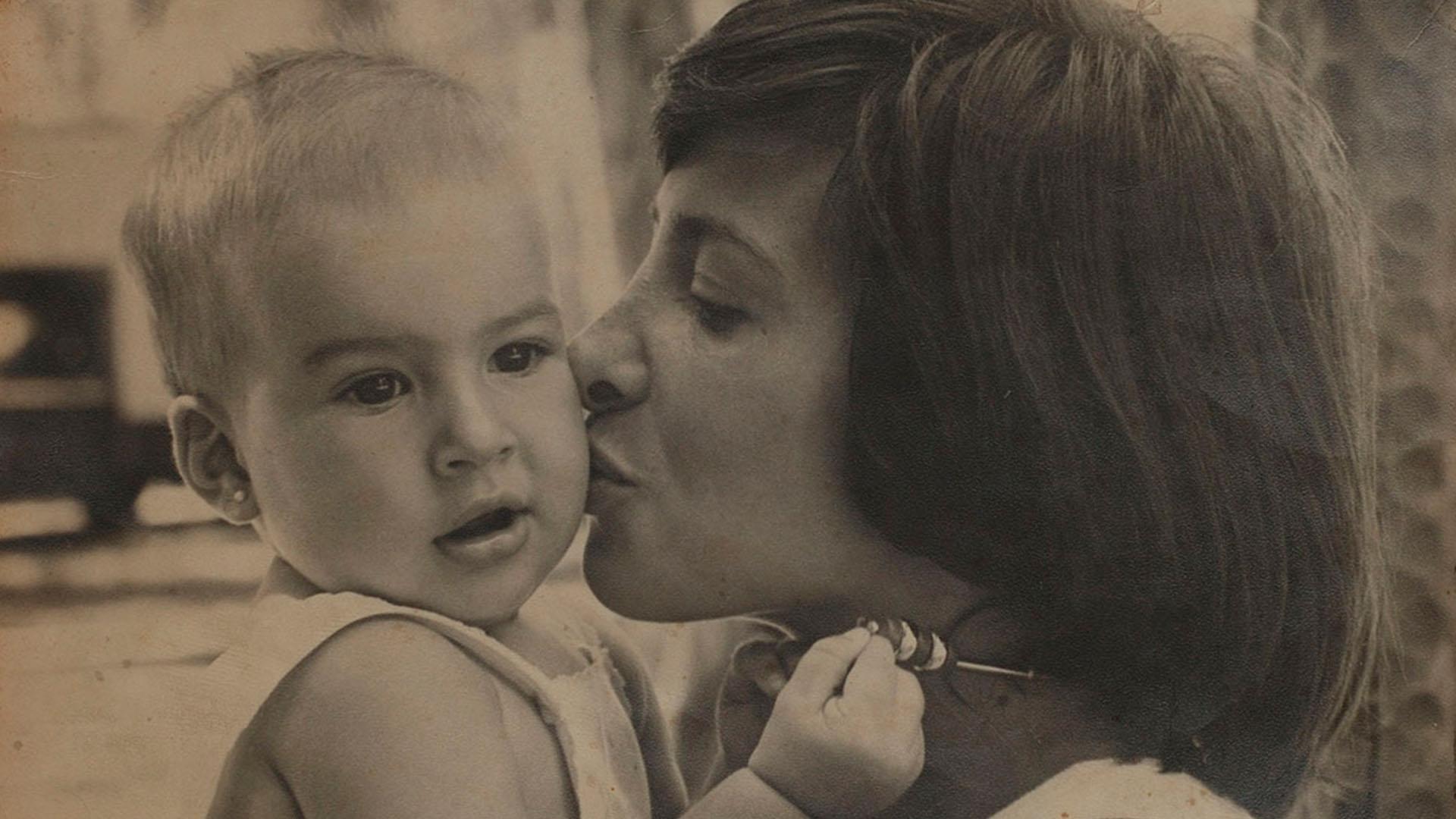 Quién es esta beba (Foto: Archivo Atlántida – Para Ti Mamá / Gentileza D.T.)